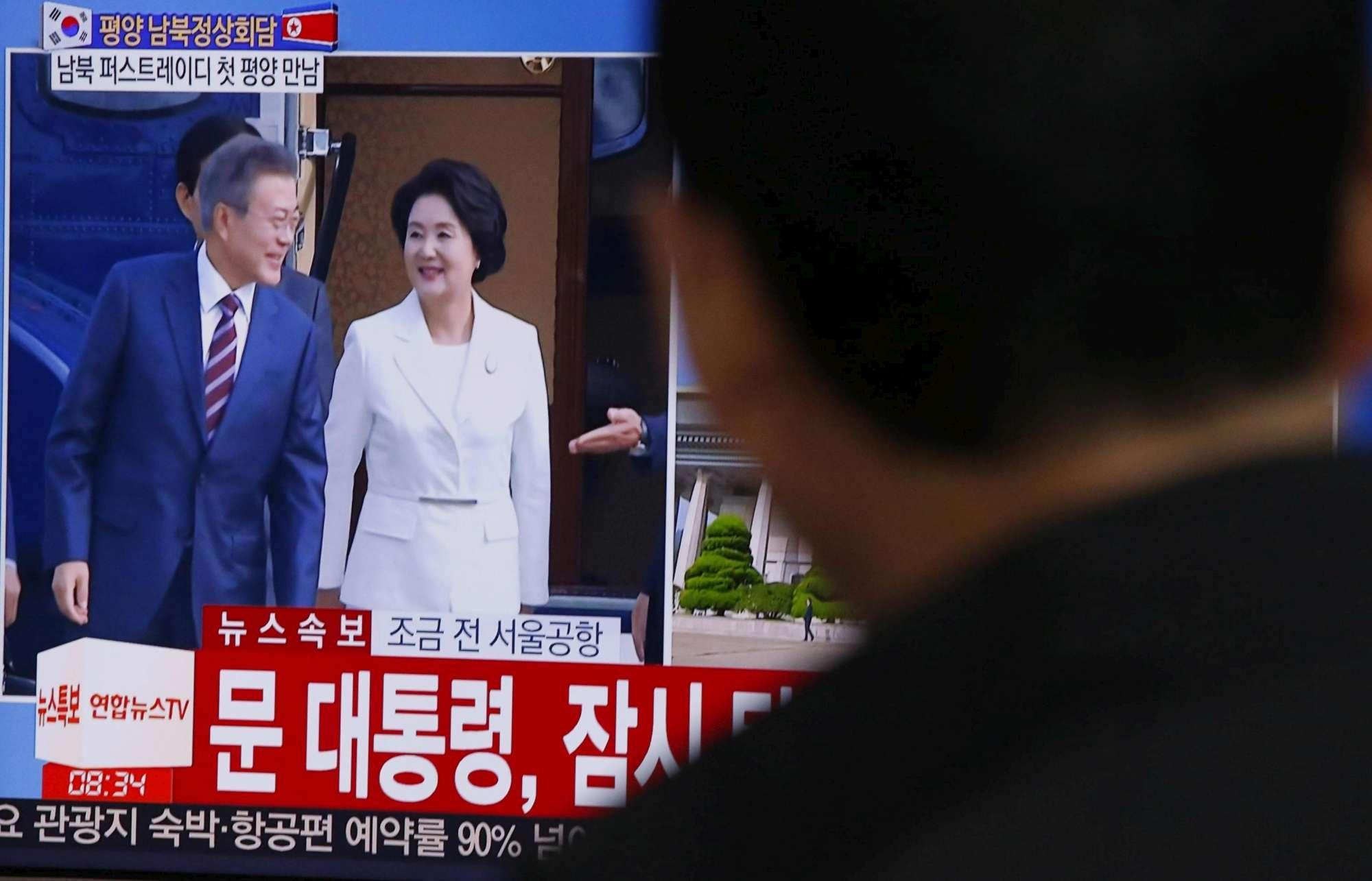 Coree, a Pyongyang storico terzo incontro tra i due leader