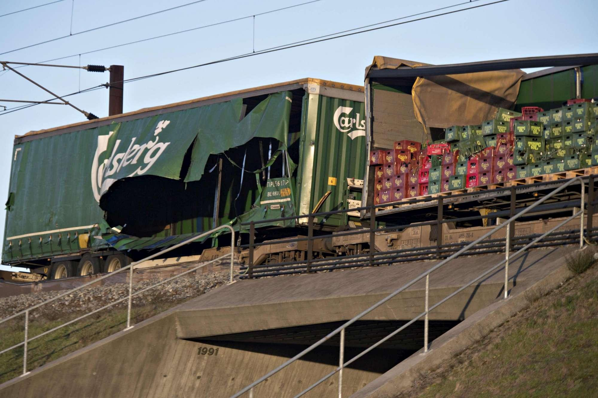 Incidente ferroviario in Danimarca  diversi morti - Foto Tgcom24 d401092fa8