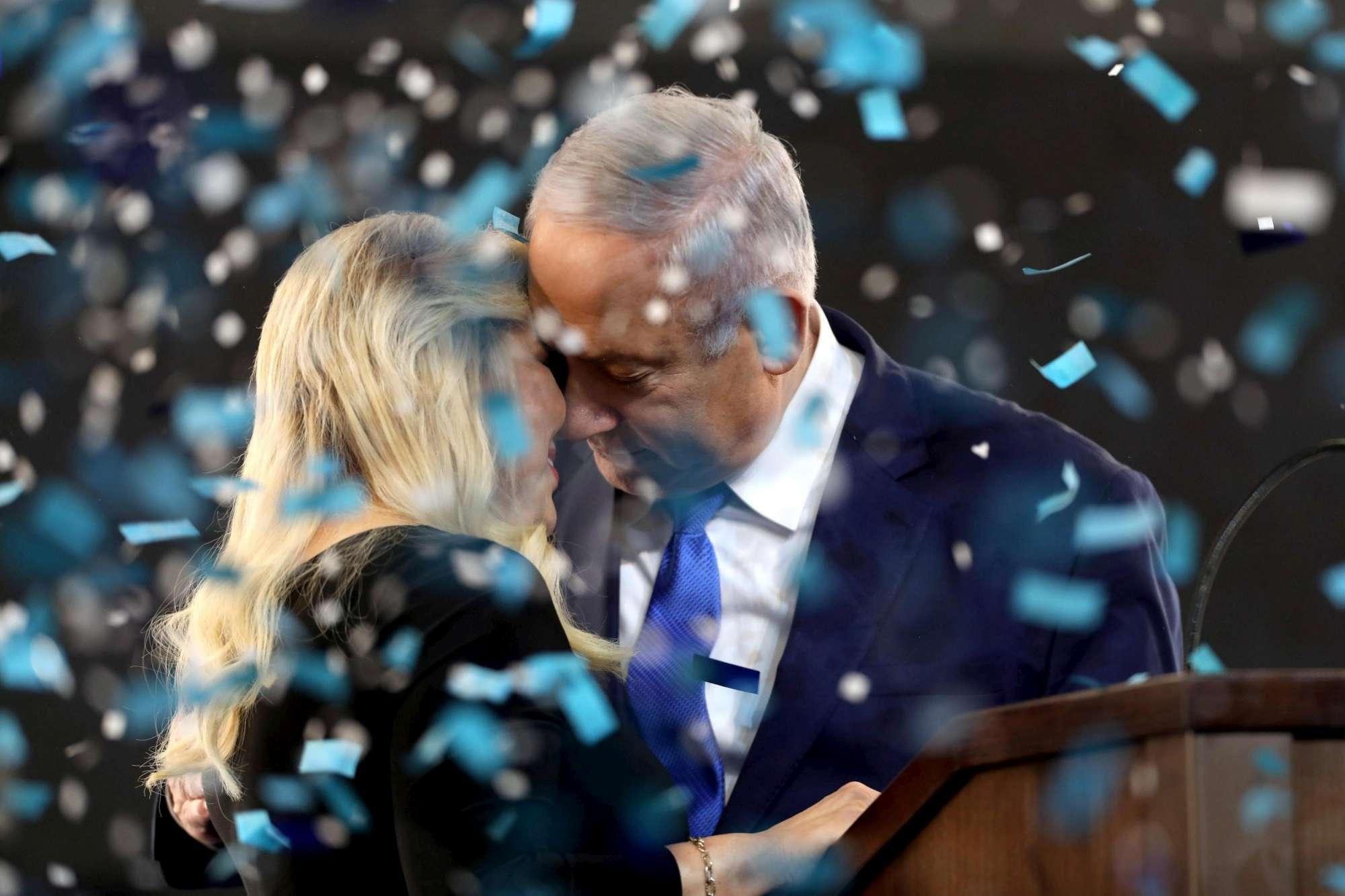 Voto in Israele, Benjamin Netanyahu festeggia il quinto mandato