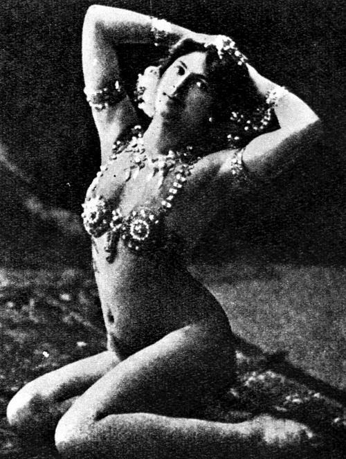 Un secolo fa moriva Mata Hari