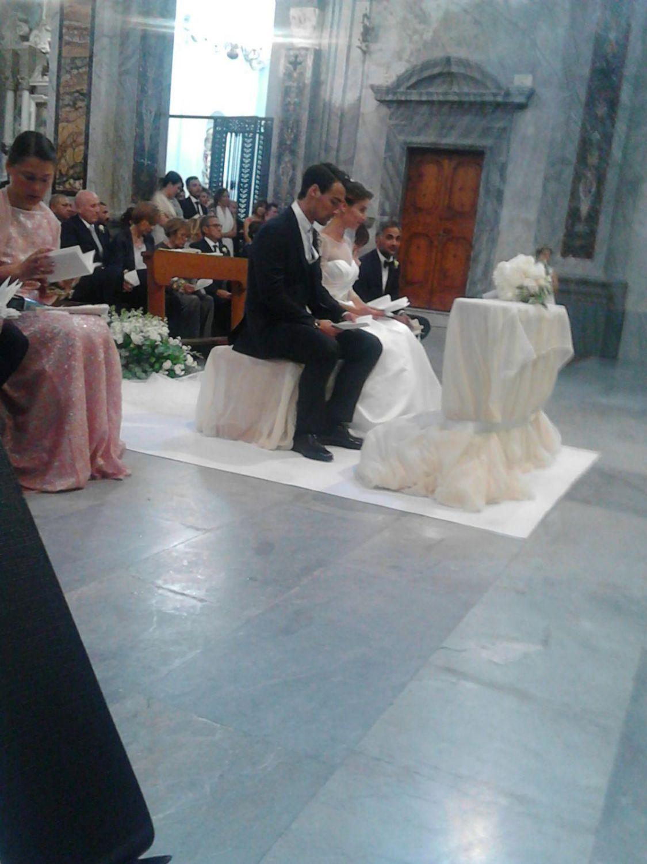 Pennetta e Fognini sposi