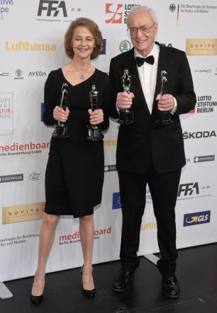 Oscar troppo bianchi , Michael Caine e Charlotte Rampling contro corrente