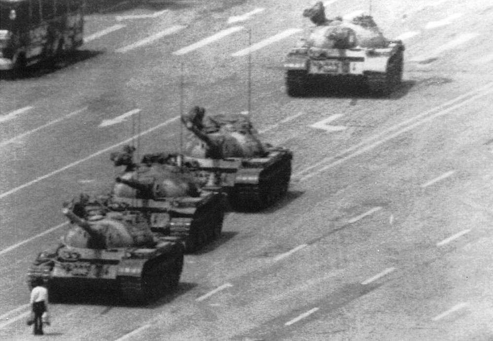 Morto il fotografo dello scatto simbolo di piazza Tienanmen