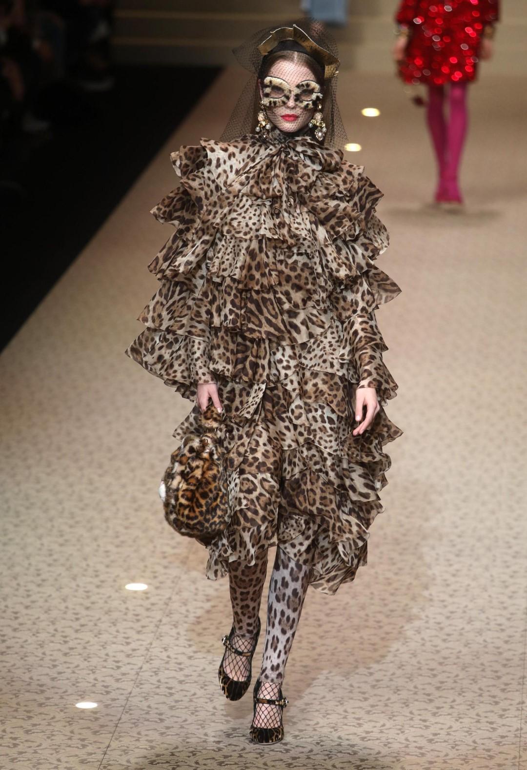 Moda: in autunno la giungla arriva in città