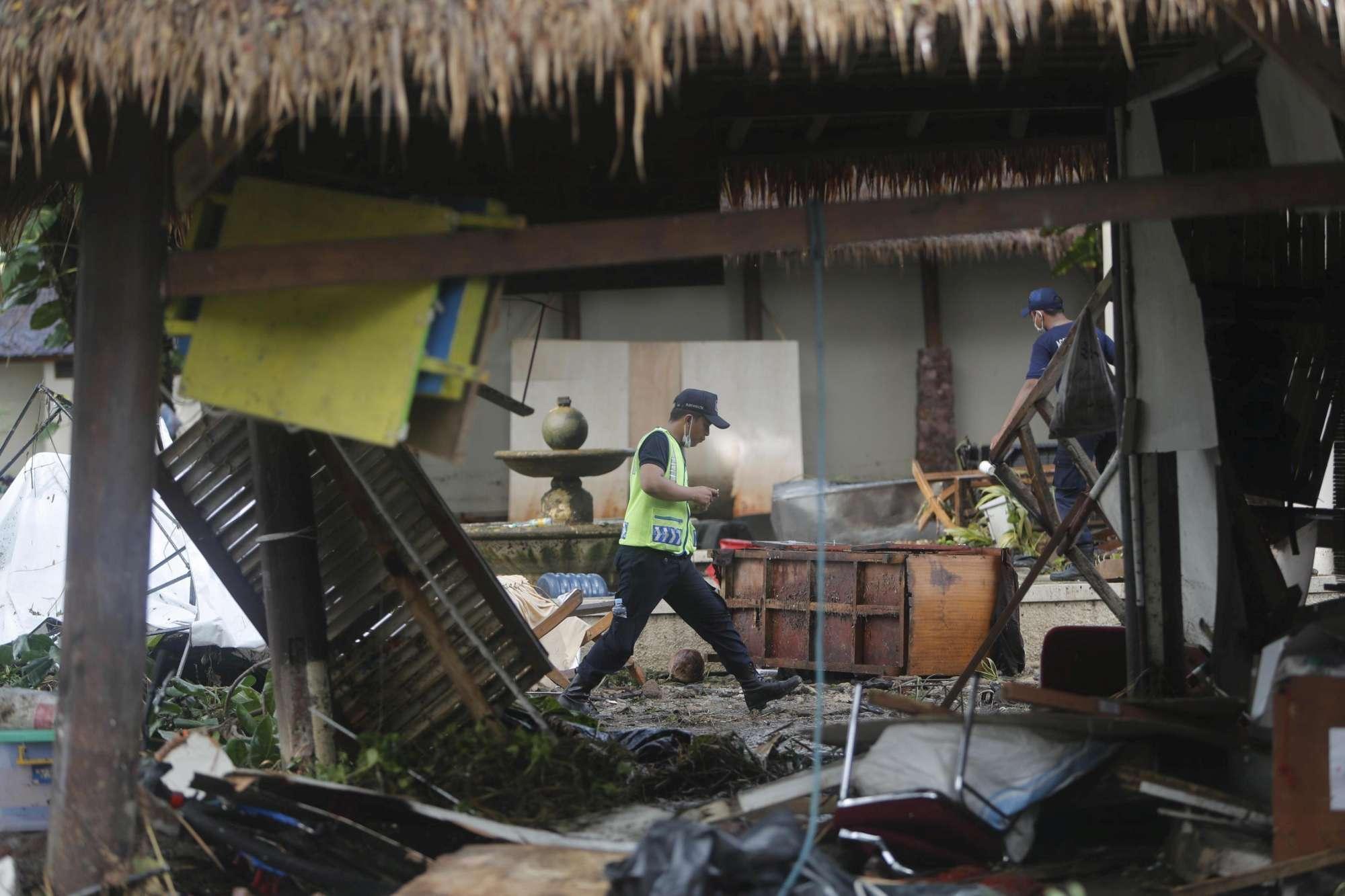 Tsunami in Indonesia, continuano le operazioni di soccorso