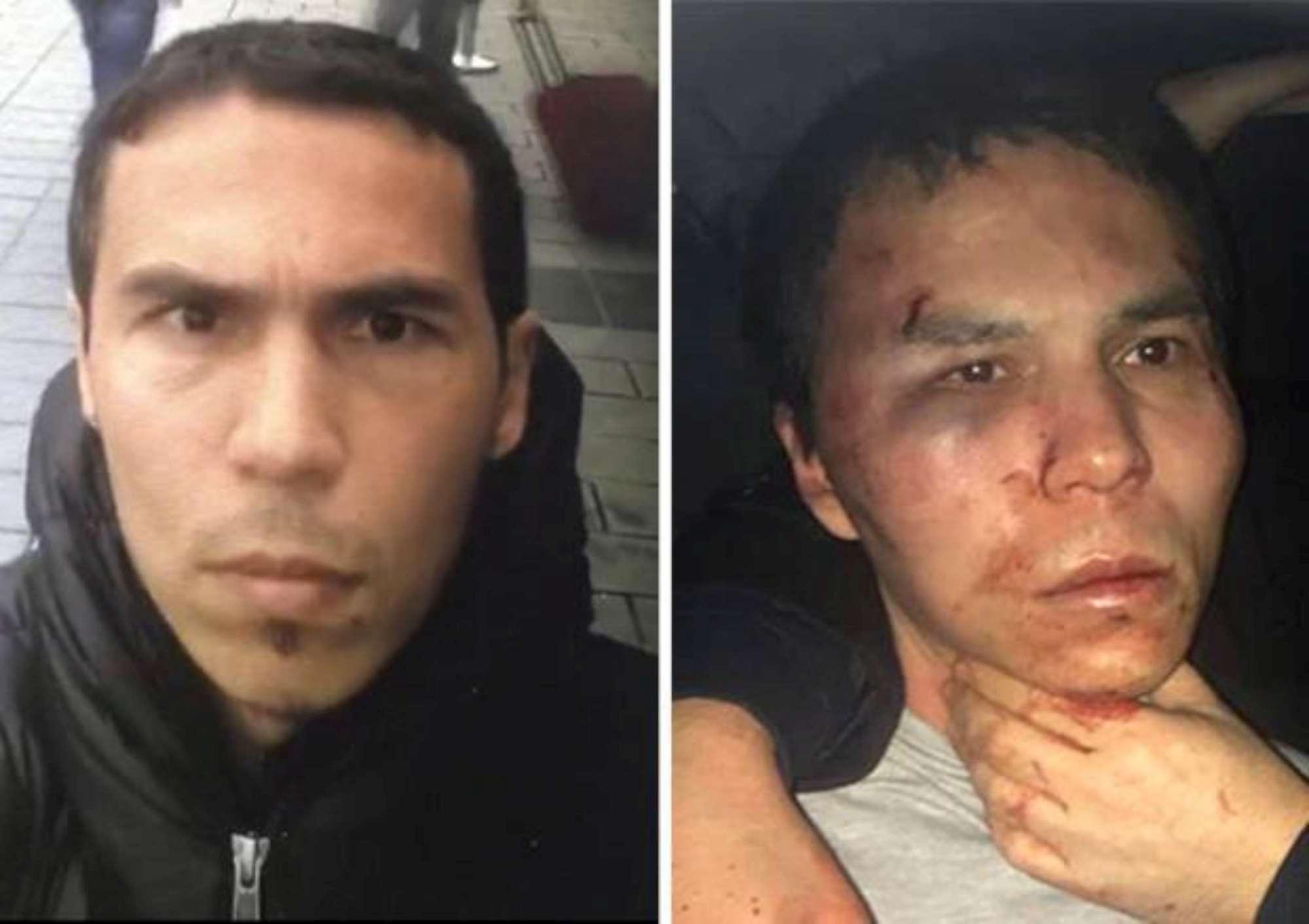 <H1>90 - Istanbul, arrestato il killer della strage di Capodanno in discoteca (clicca su questa foto e le altre successive per leggere le notizie)</H1>