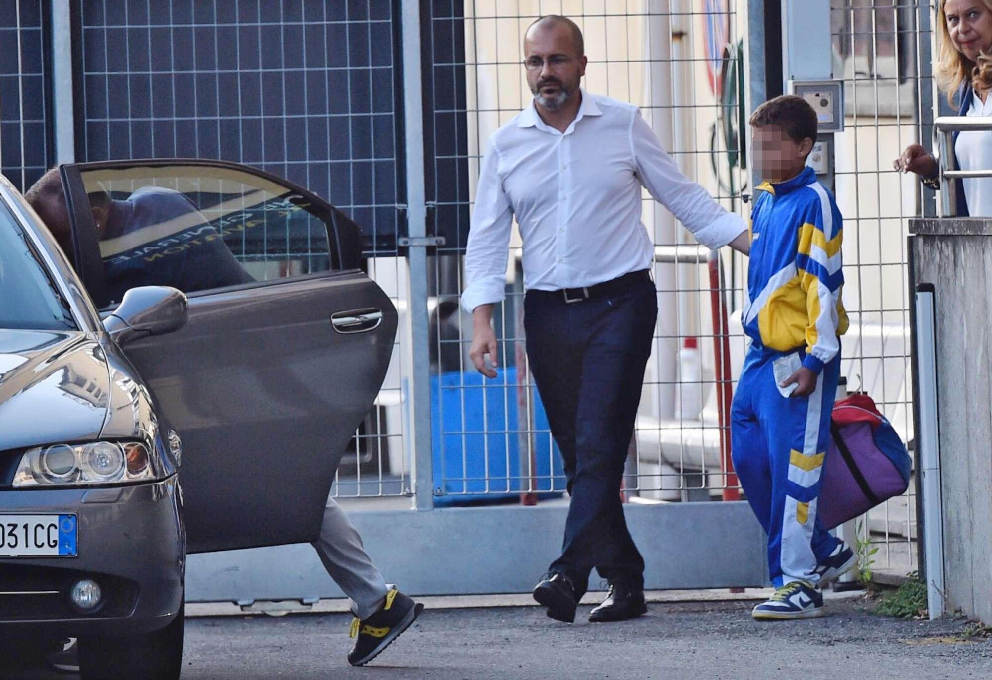 Il piccolo Ahmed arrivato a Firenze: aspetterà l arrivo del suo fratellino