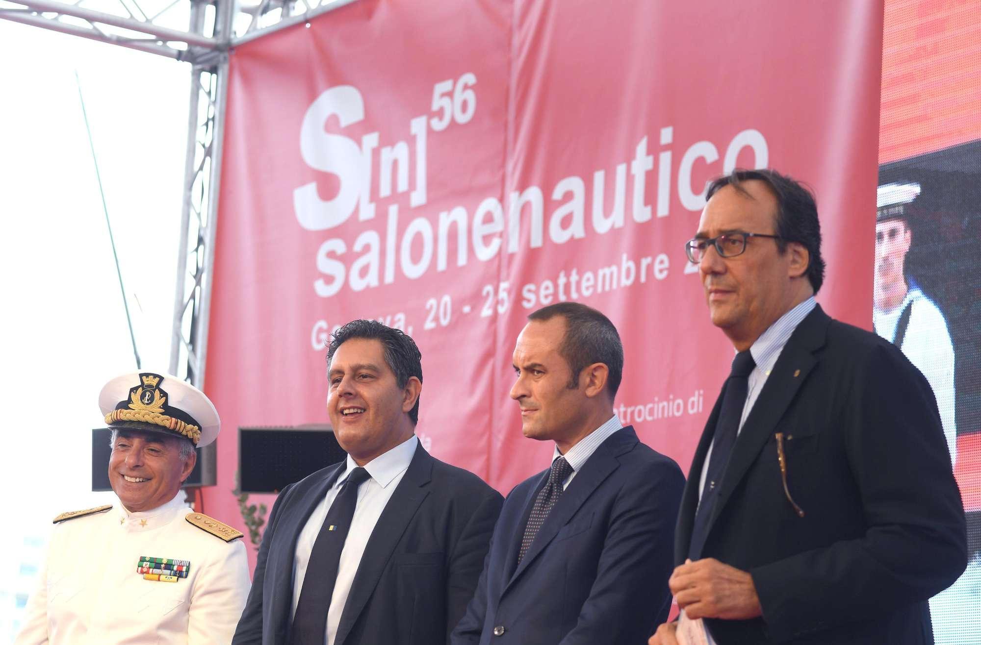 Al via la 56esima edizione del Salone Nautico di Genova: il mare torna protagonista