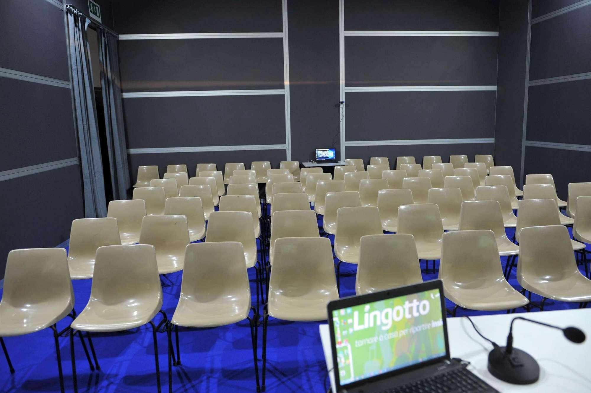 Lingotto, ultimo giorno della convention renziana