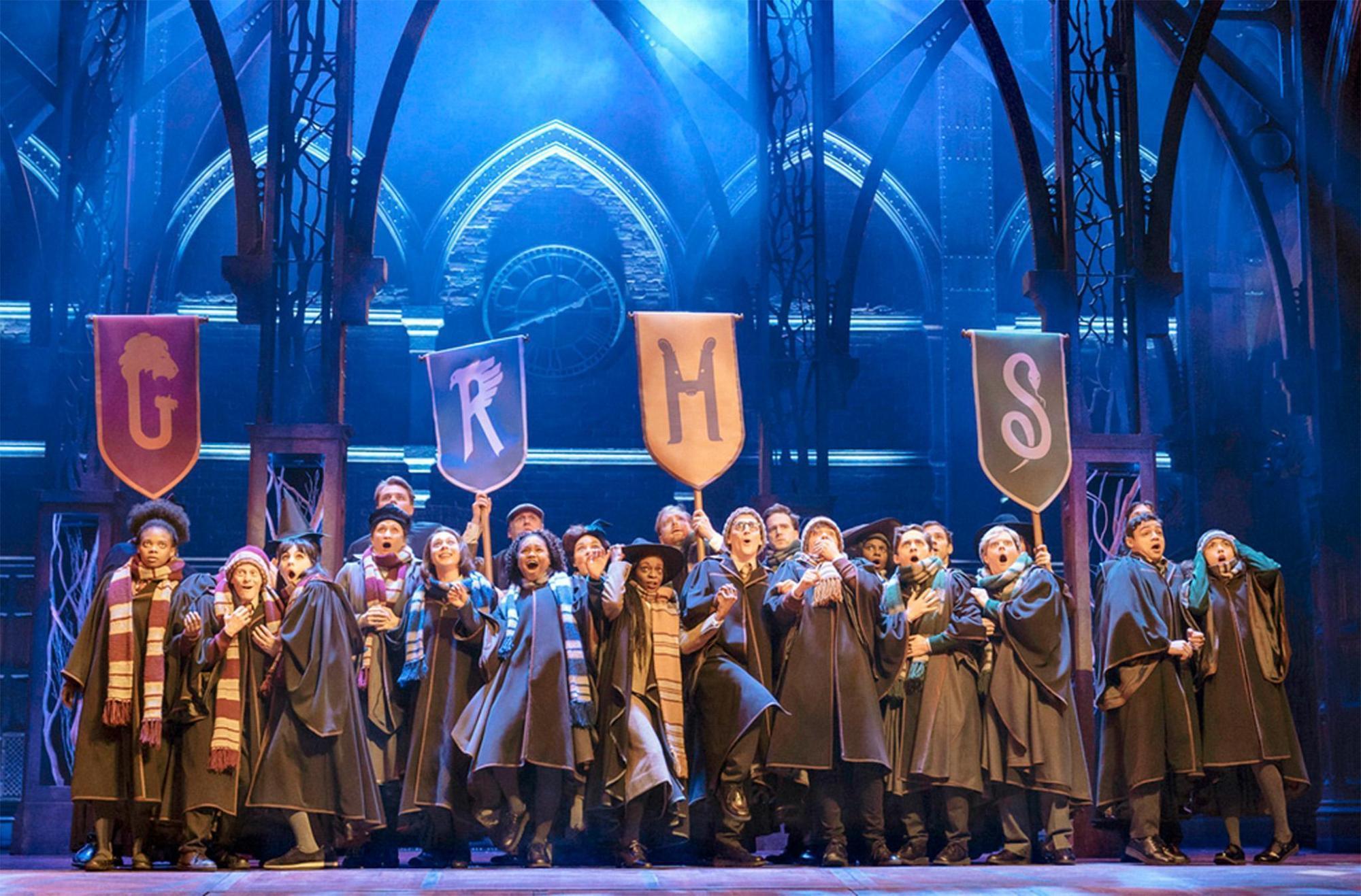 Lo spettacolo  Harry Potter e la maledizione dell erede  a Broadway