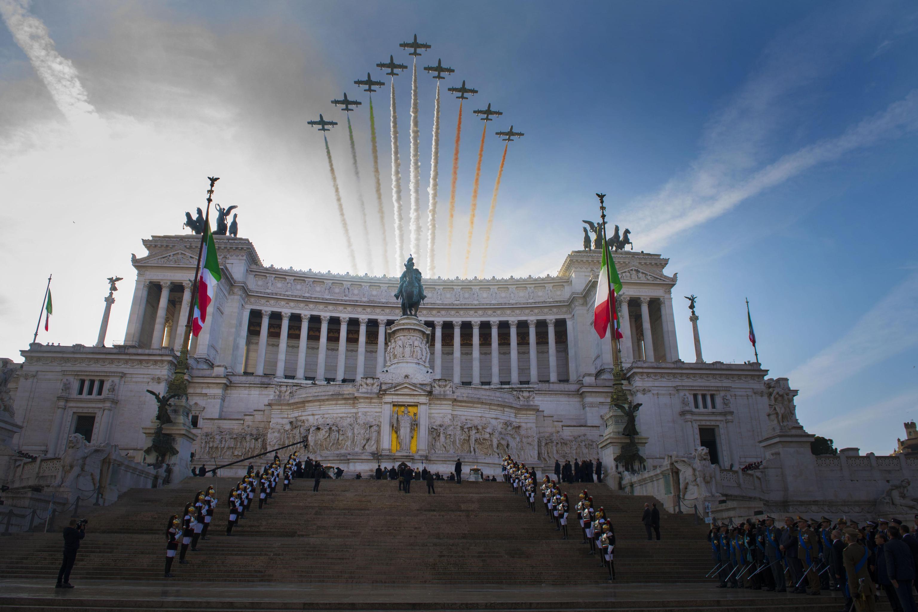 frecce tricolori roma - photo #25
