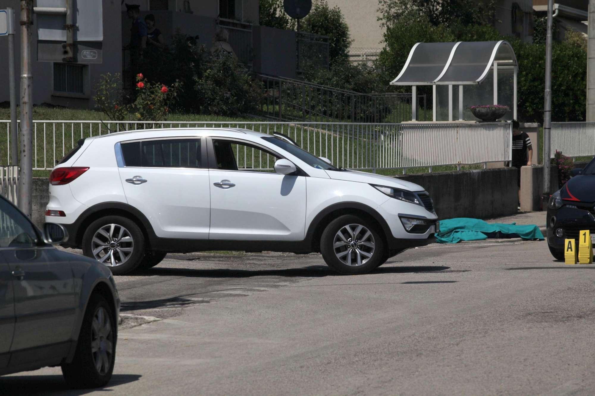 Vicenza, 39enne ucciso in strada dopo una lite