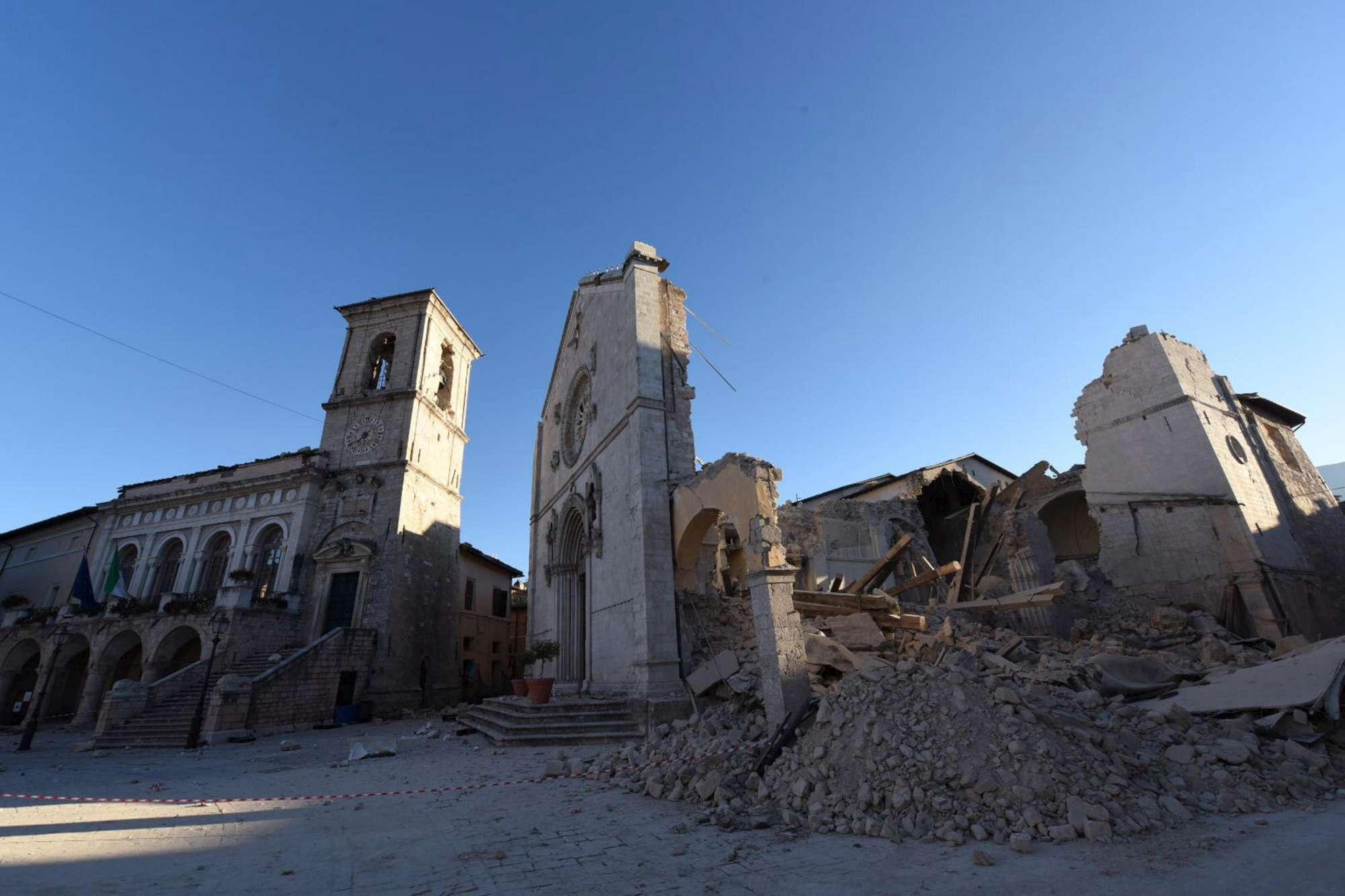Risultati immagini per terremoto norcia