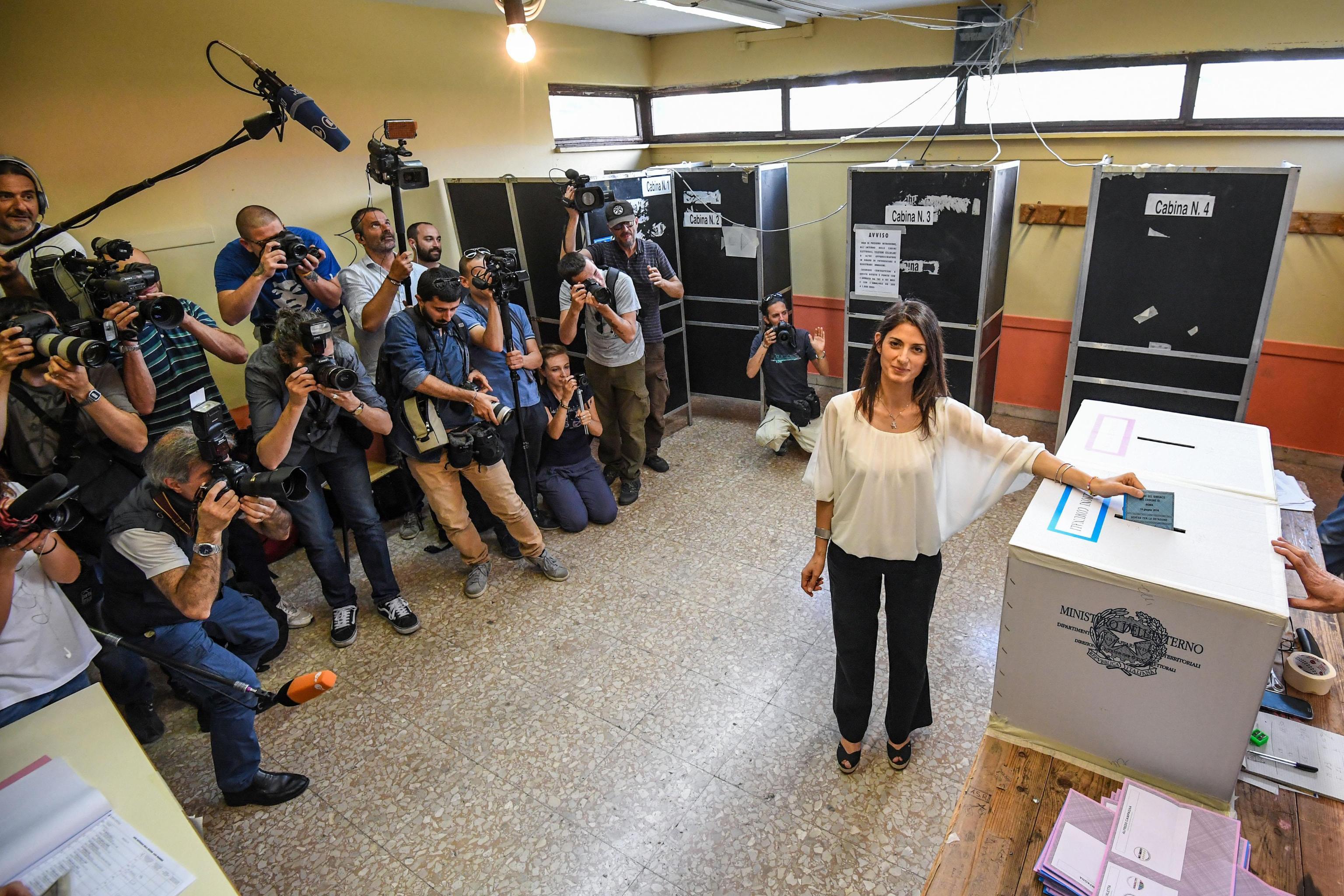 L ora della verità: i candidati alle urne