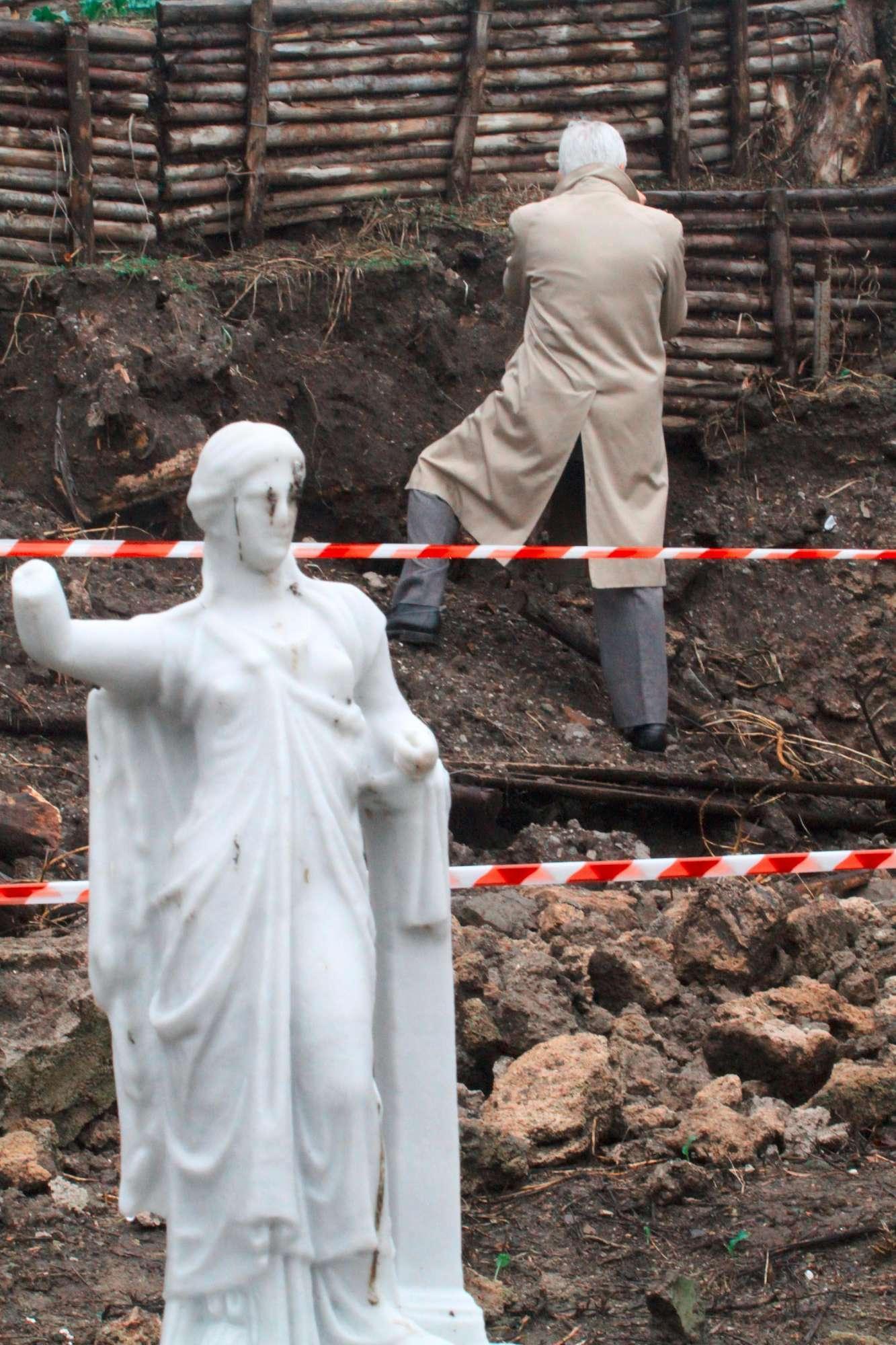 Pompei, crollo alla Casa del Citarista