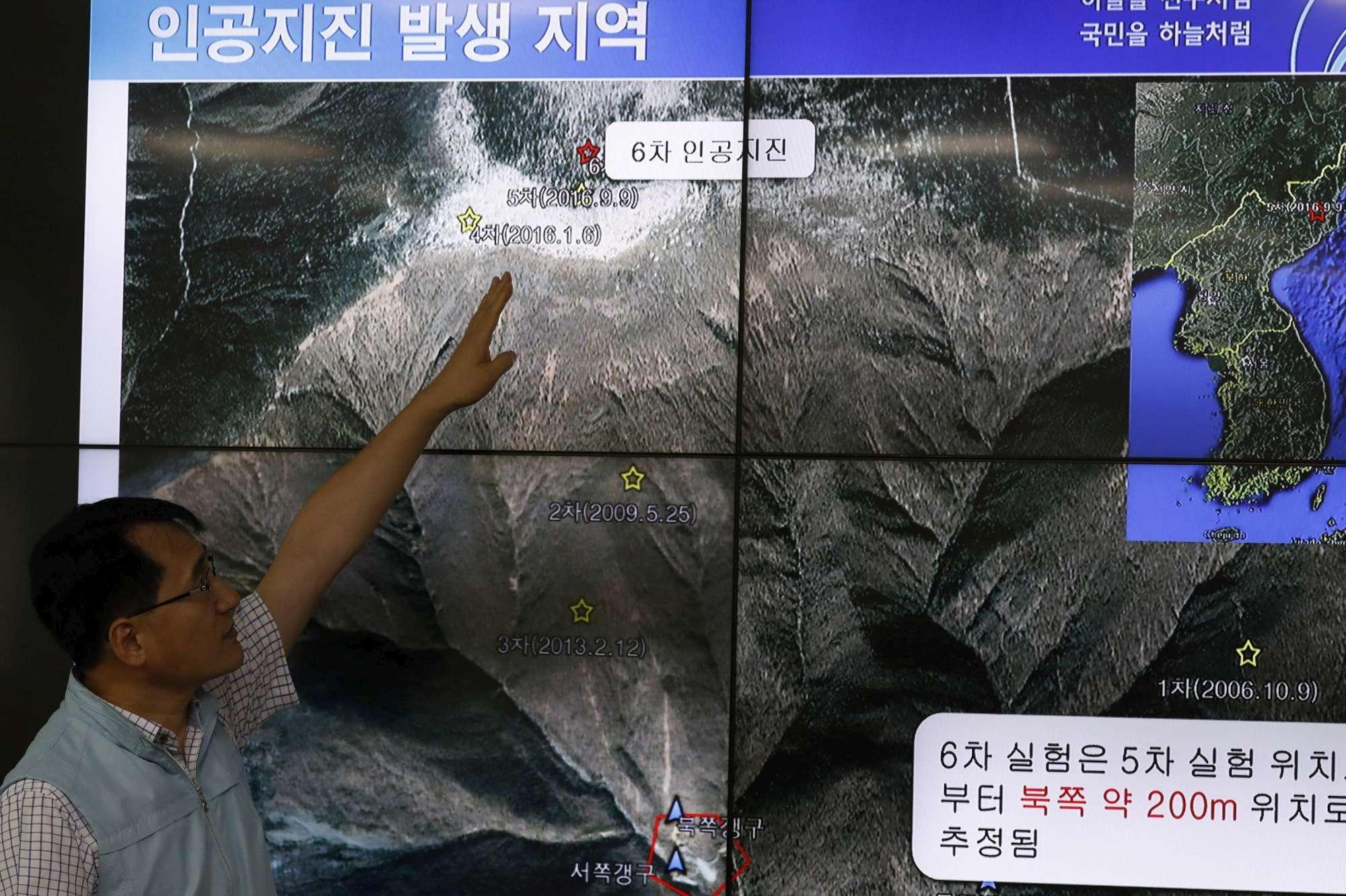 Nucleare, Nordcorea: sesto test perfettamente riuscito
