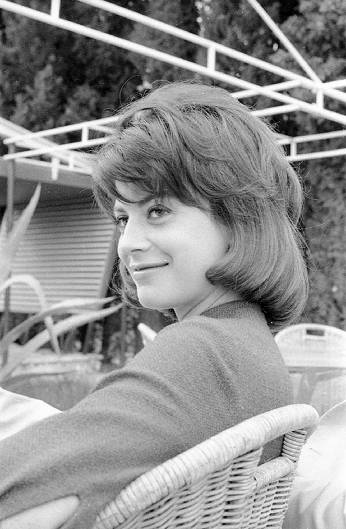 Anna Maria Ferrero, una carriera tra cinema e teatro