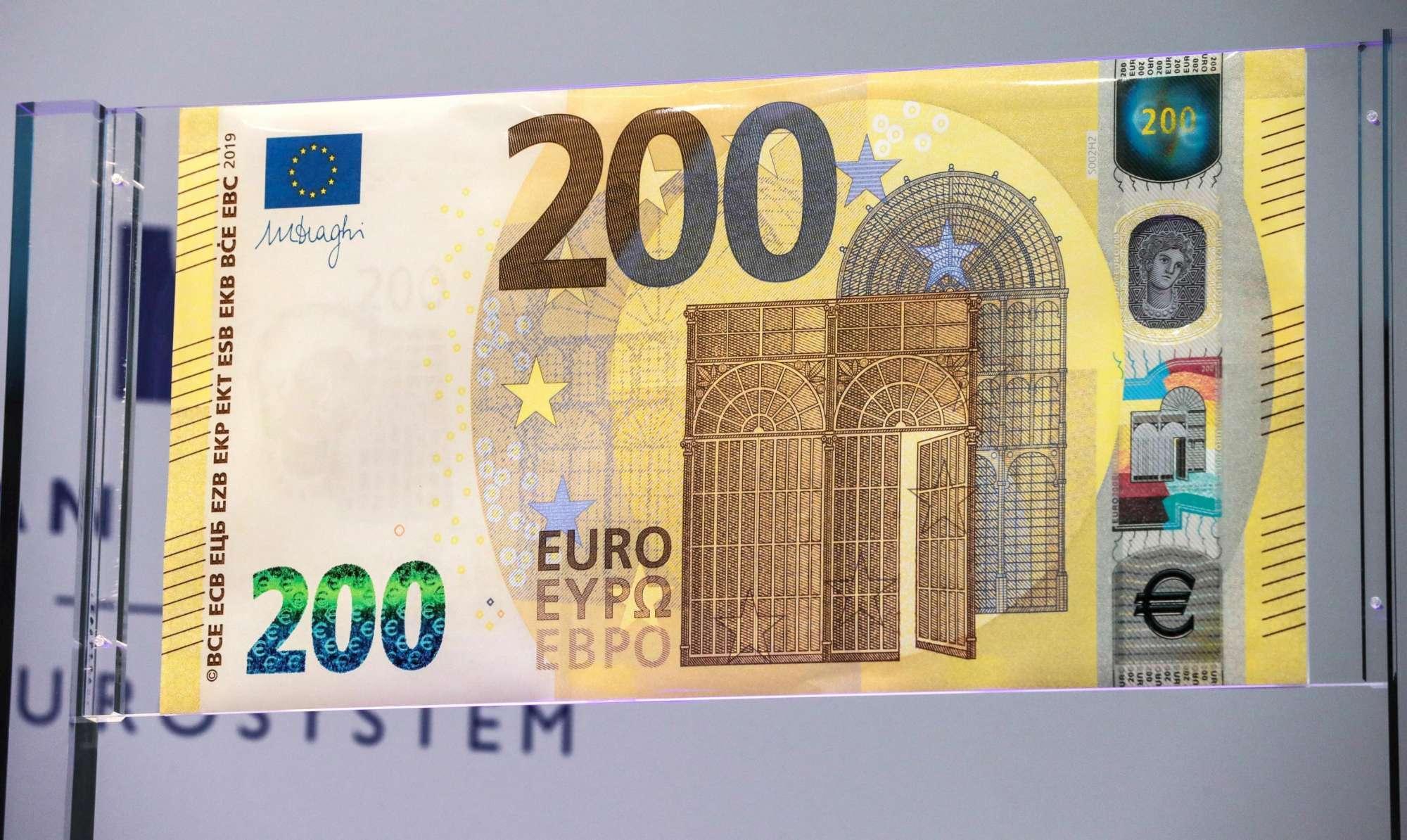 Risultati immagini per 200 euro serie europa