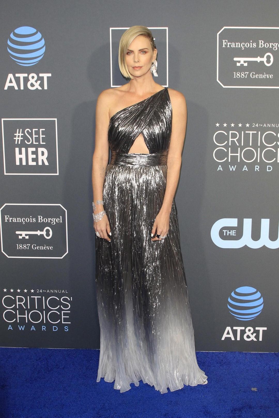 Critics  Choice Awards, gli abiti più originali visti sul red carpet