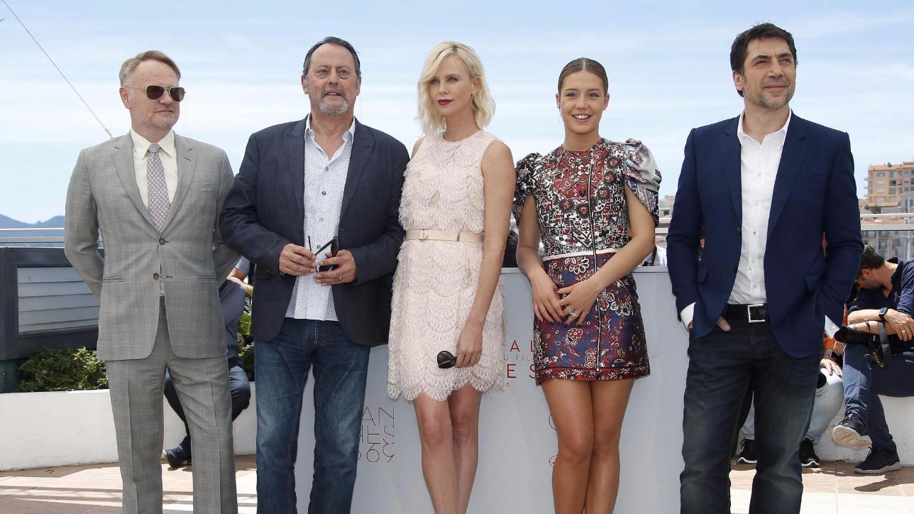 Cannes 2016, il cast di