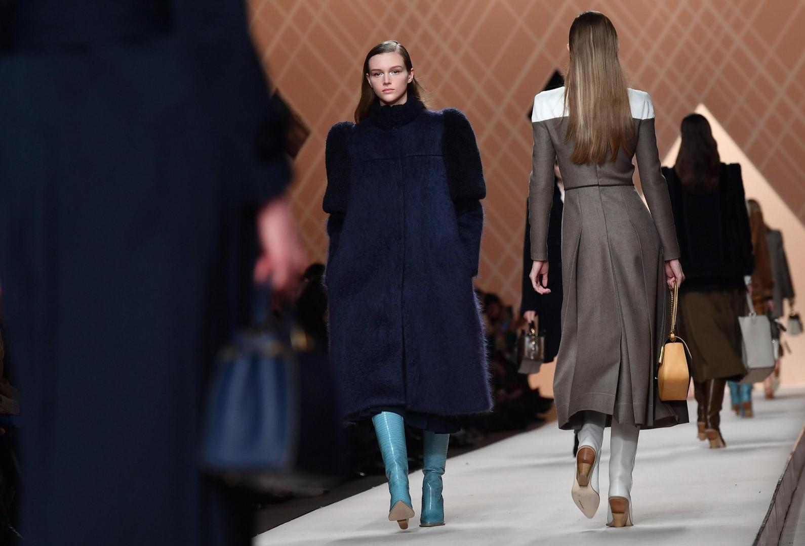 Milano Moda Donna: la sfilata Fendi