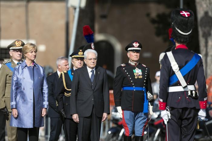 25 aprile, Mattarella apre le celebrazioni all Altare della Patria