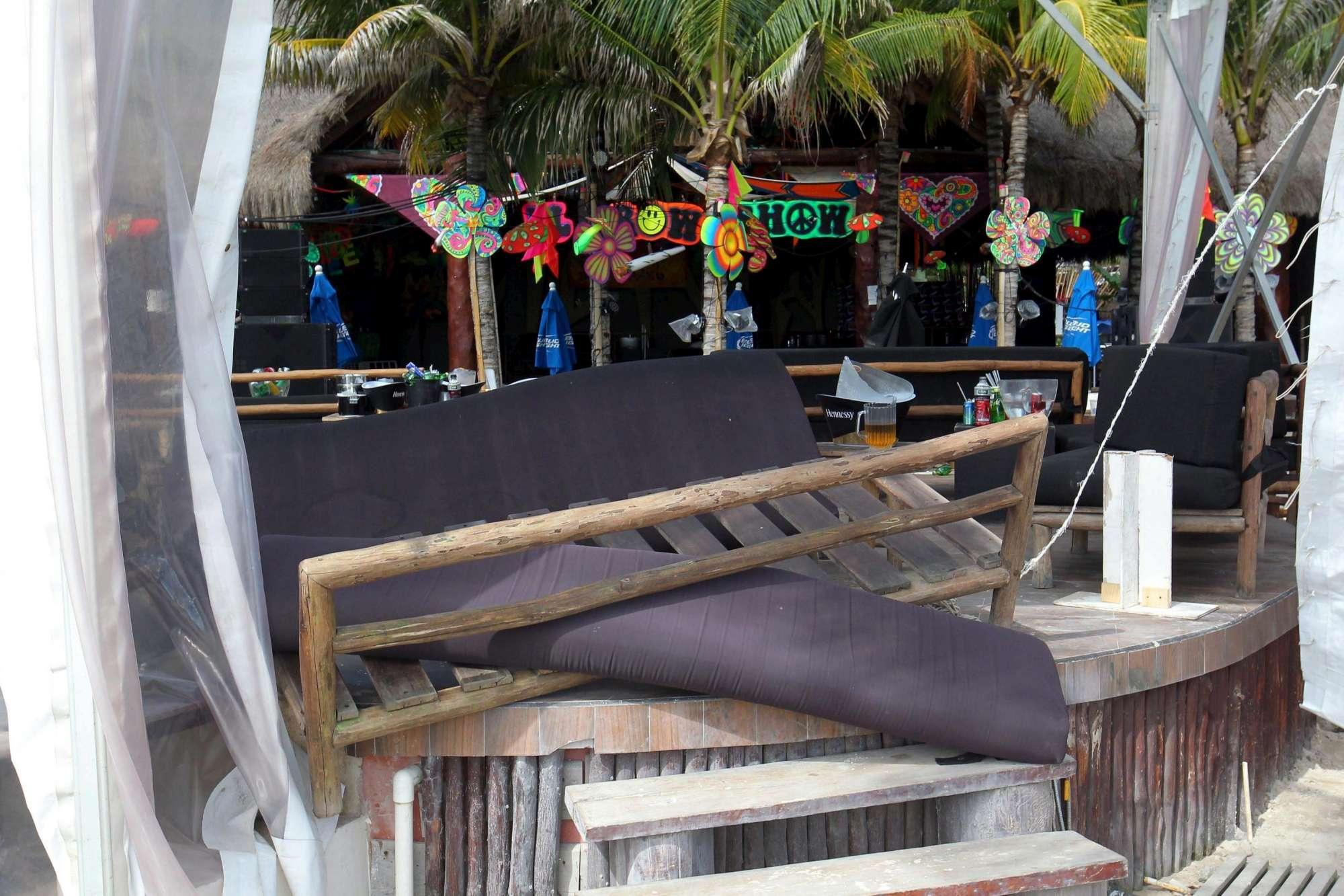 Messico, strage al night club