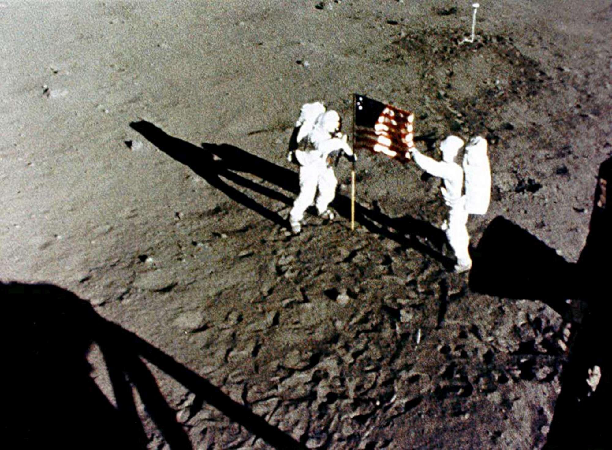 Sbarco sulla Luna, 50 anni fa il  passo  più lungo dell umanità