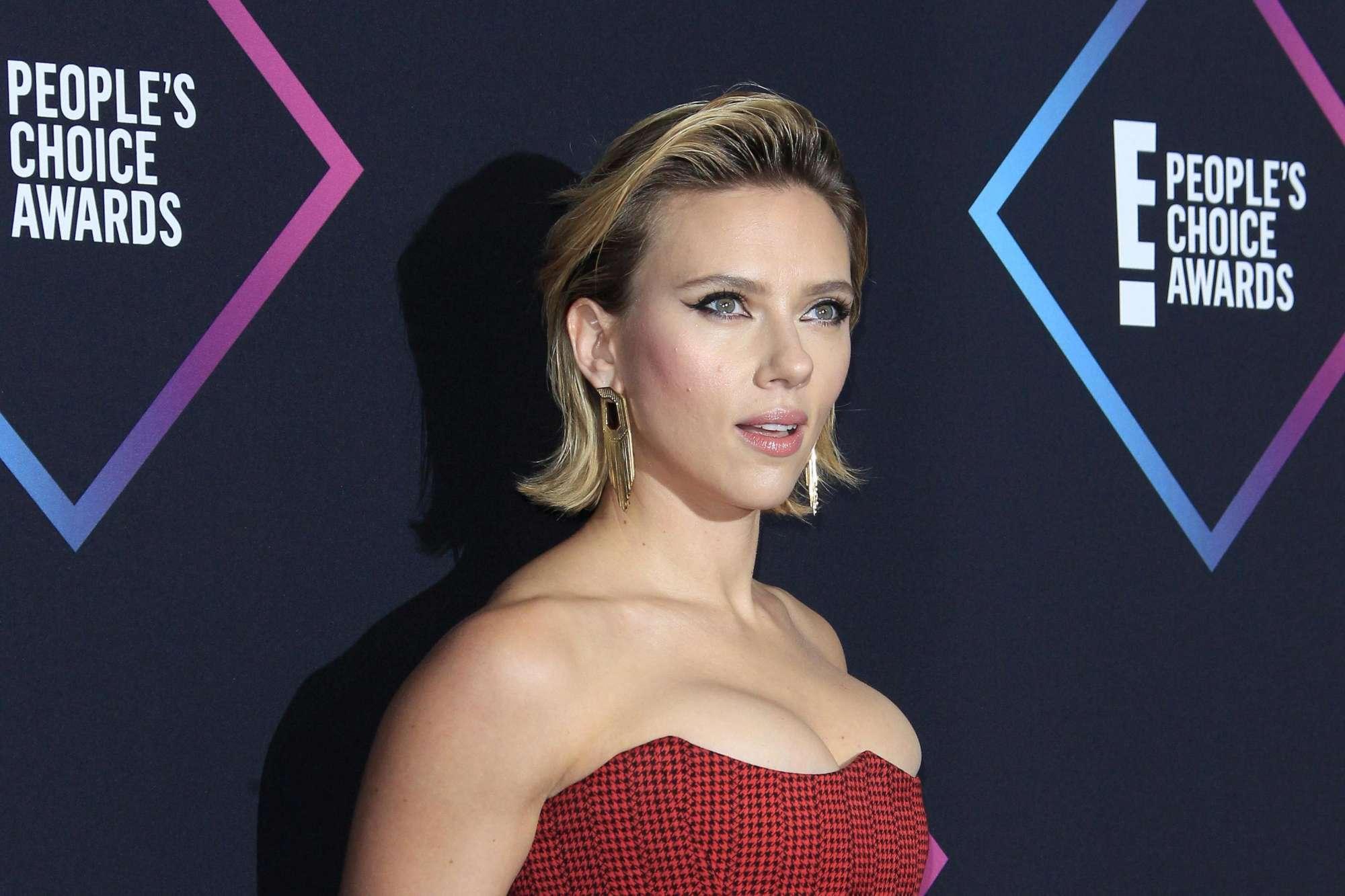 Scarlett Johansson, sexy e bellissima