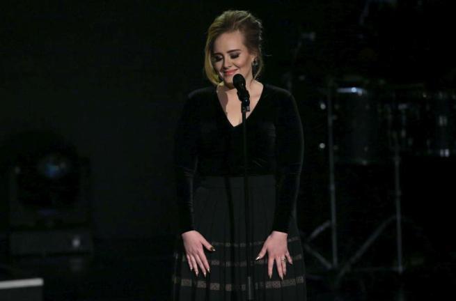 Adele, è record anche su YouTube: un miliardo di clic per  Hello