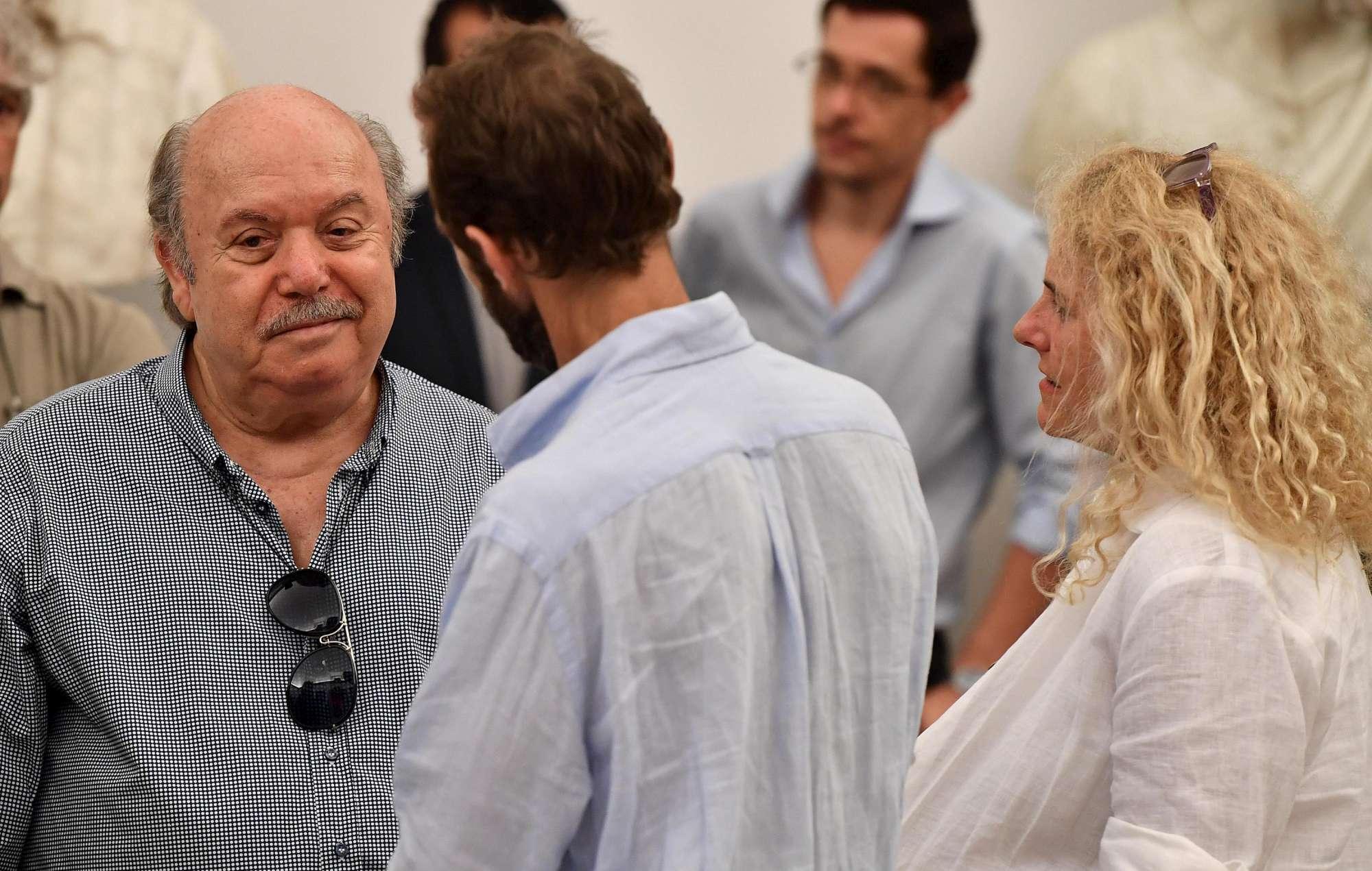 Paolo Villaggio, aperta la camera ardente in Campidoglio