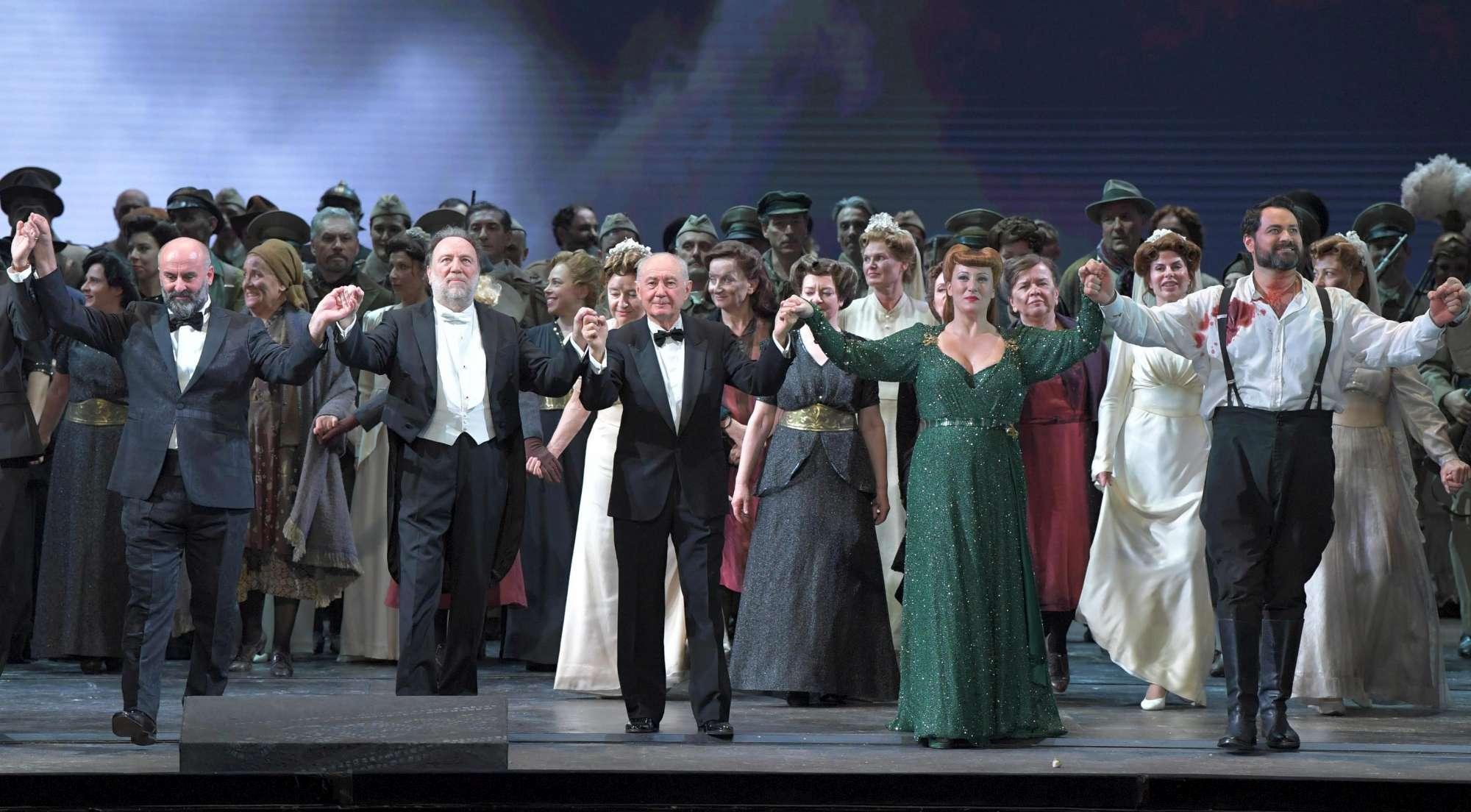 L Attila di Chailly e Livermore trionfa alla Prima della Scala