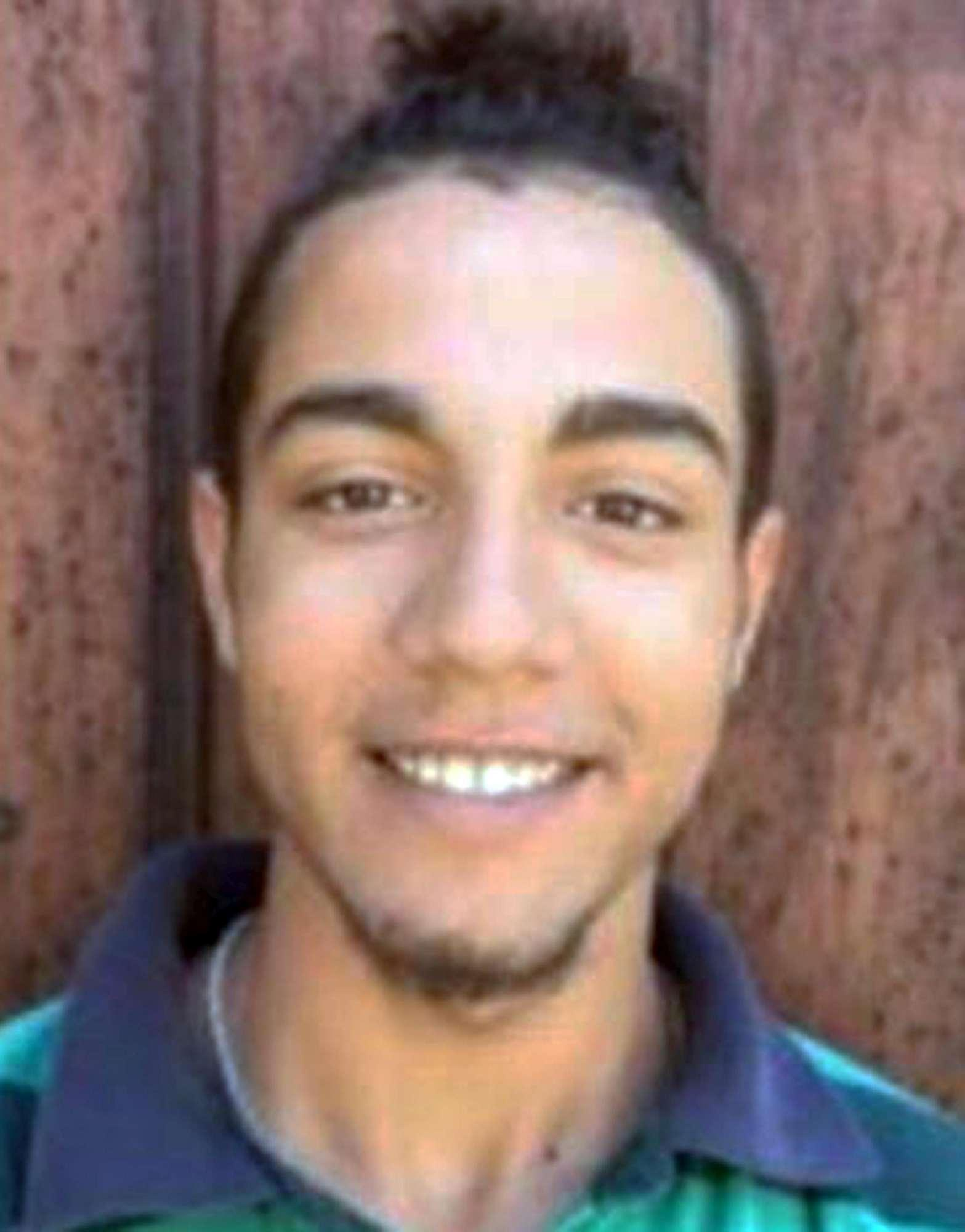 Il ritrovamento del cadavere del 16enne Giuseppe Balboni