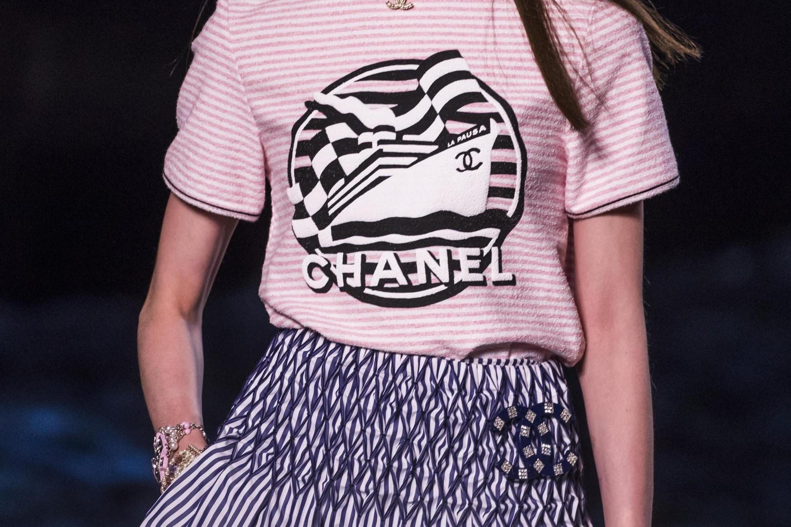 Parigi: la collezione Cruise 2019 di Chanel