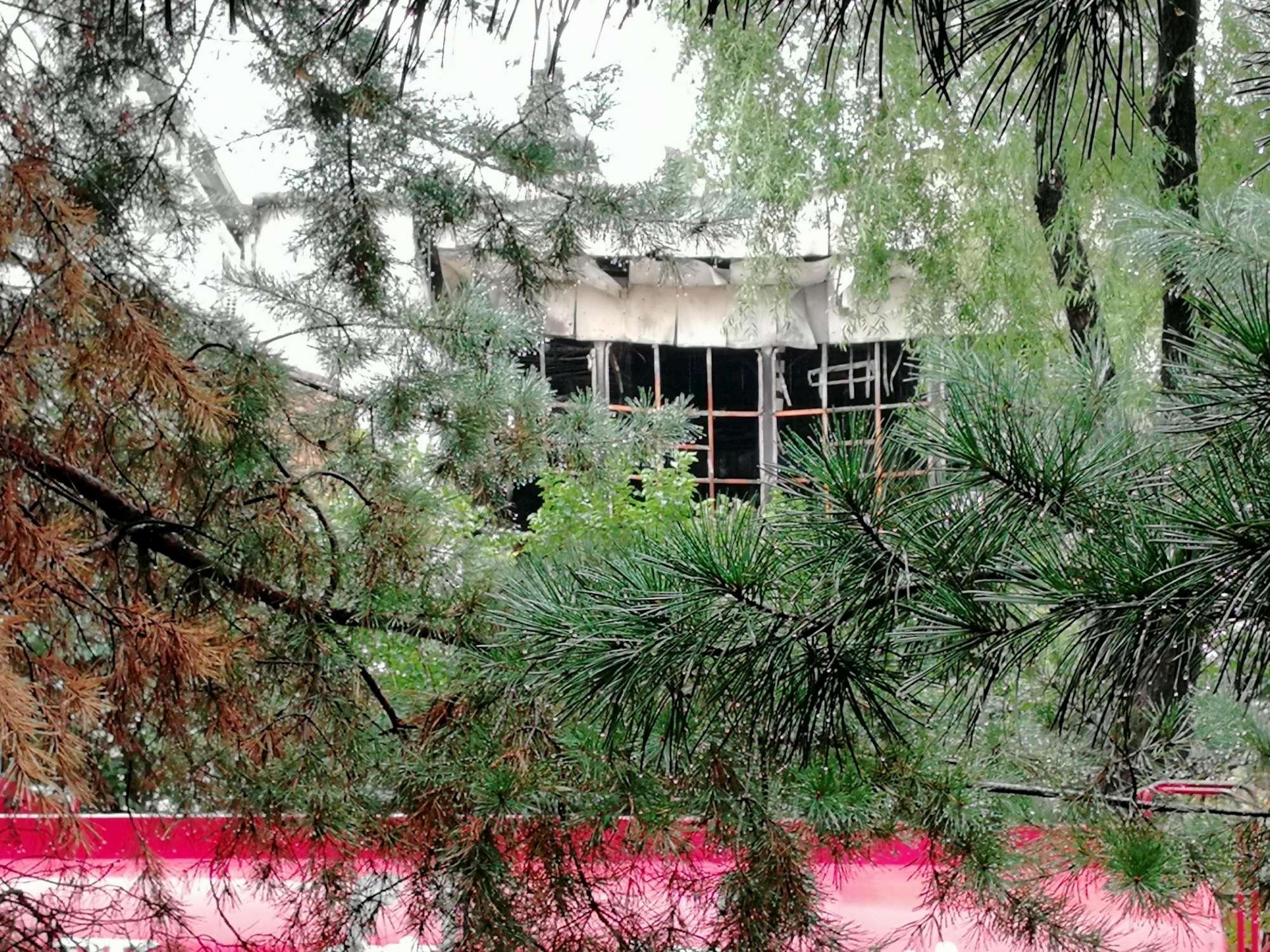 Cina, incendio in hotel: almeno 18 vittime e 19 feriti