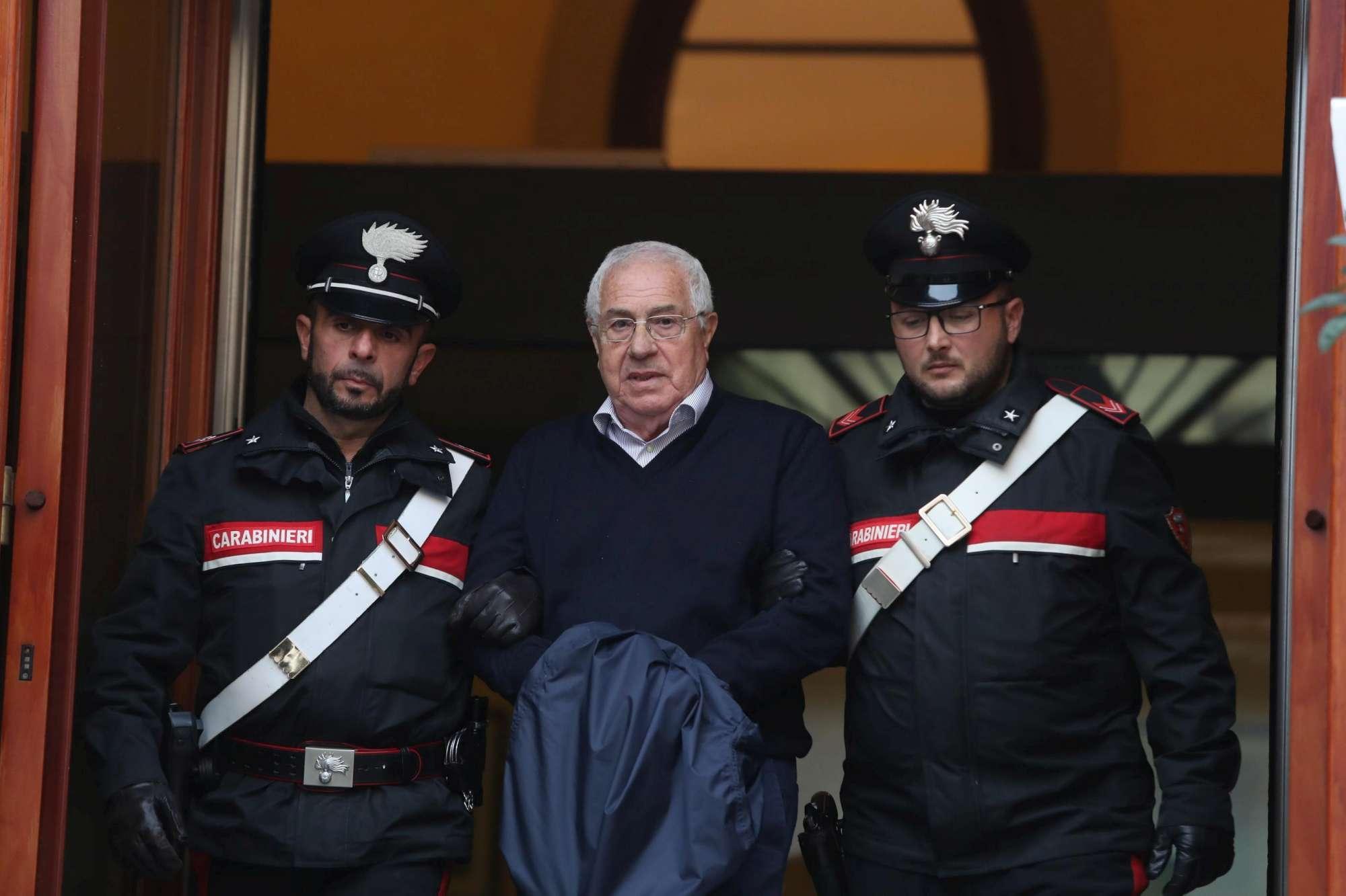 Mafia, colpo alla  nuova cupola  di Cosa Nostra