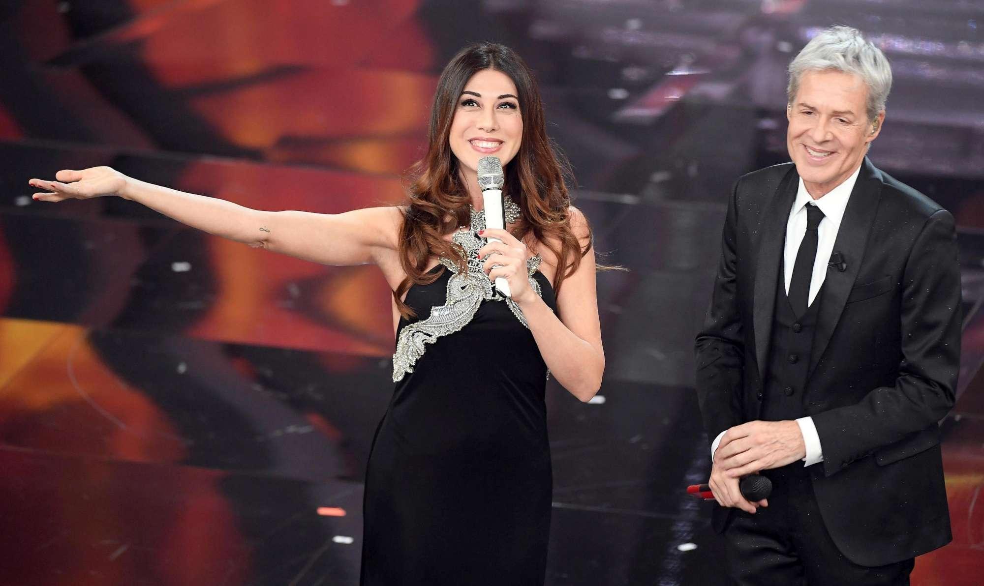 Virginia Raffaele ospite a sorpresa del Festival di Sanremo