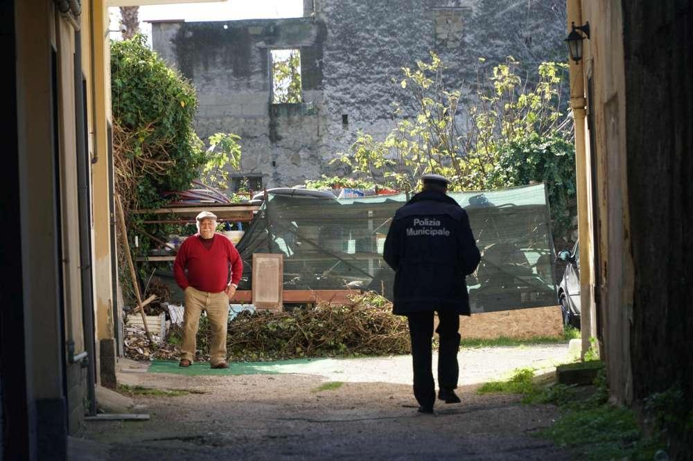 La polizia nelle proprietà del padre di Luigi Di Maio