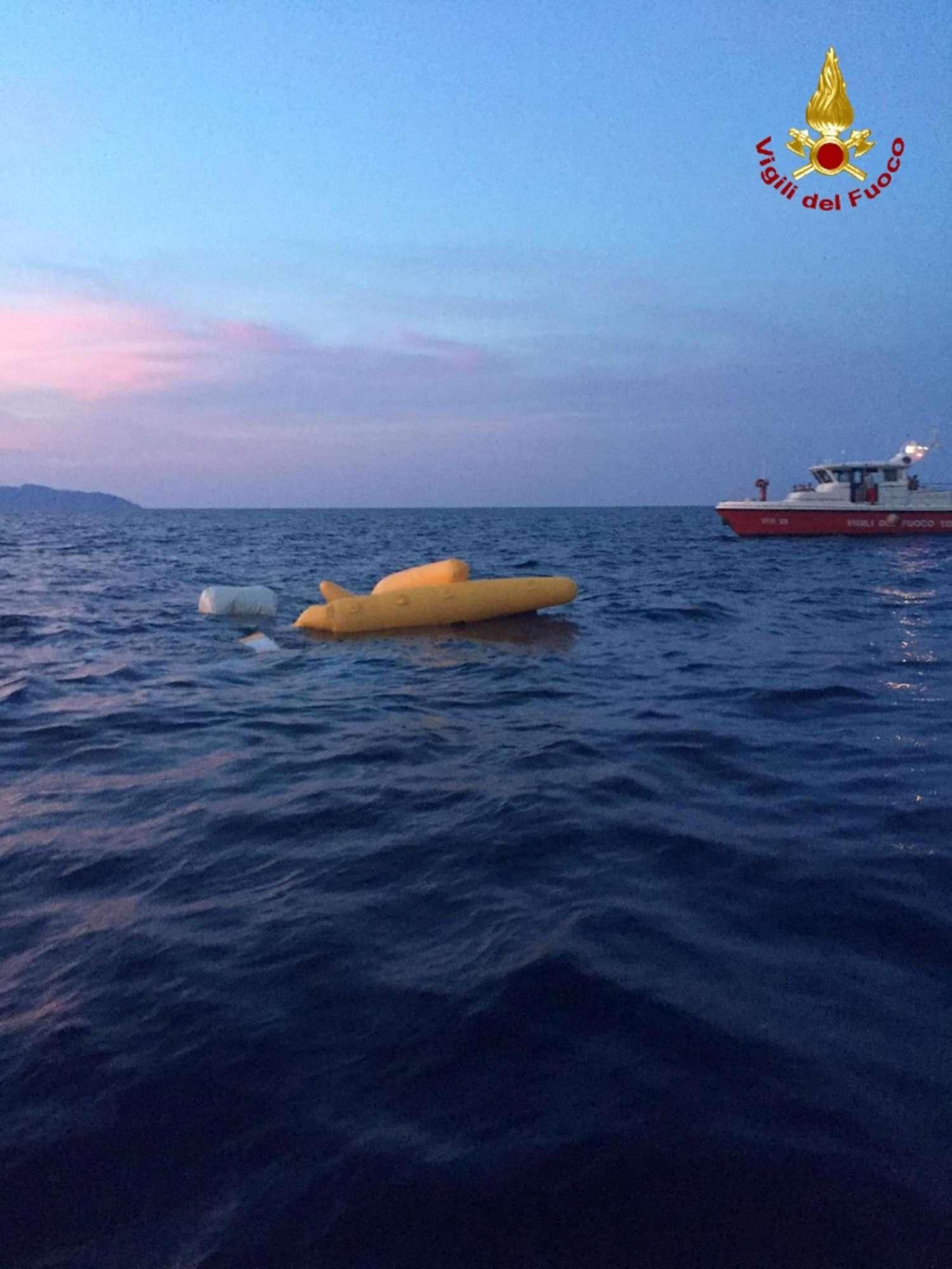 Livorno, elicottero cade vicino all isola di Gorgona: morta la pilota