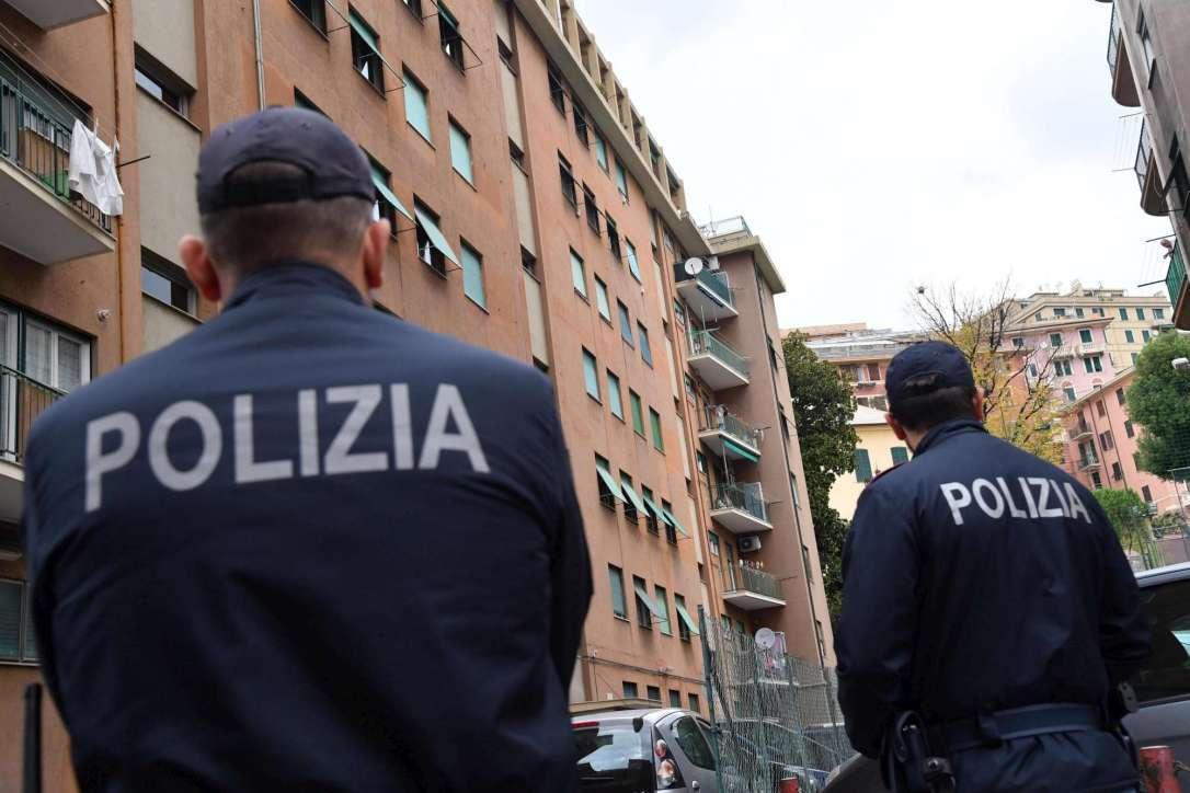 Tragedia all'alba a Cornigliano: triplice omicidio di un poliziotto, che poi si suicida