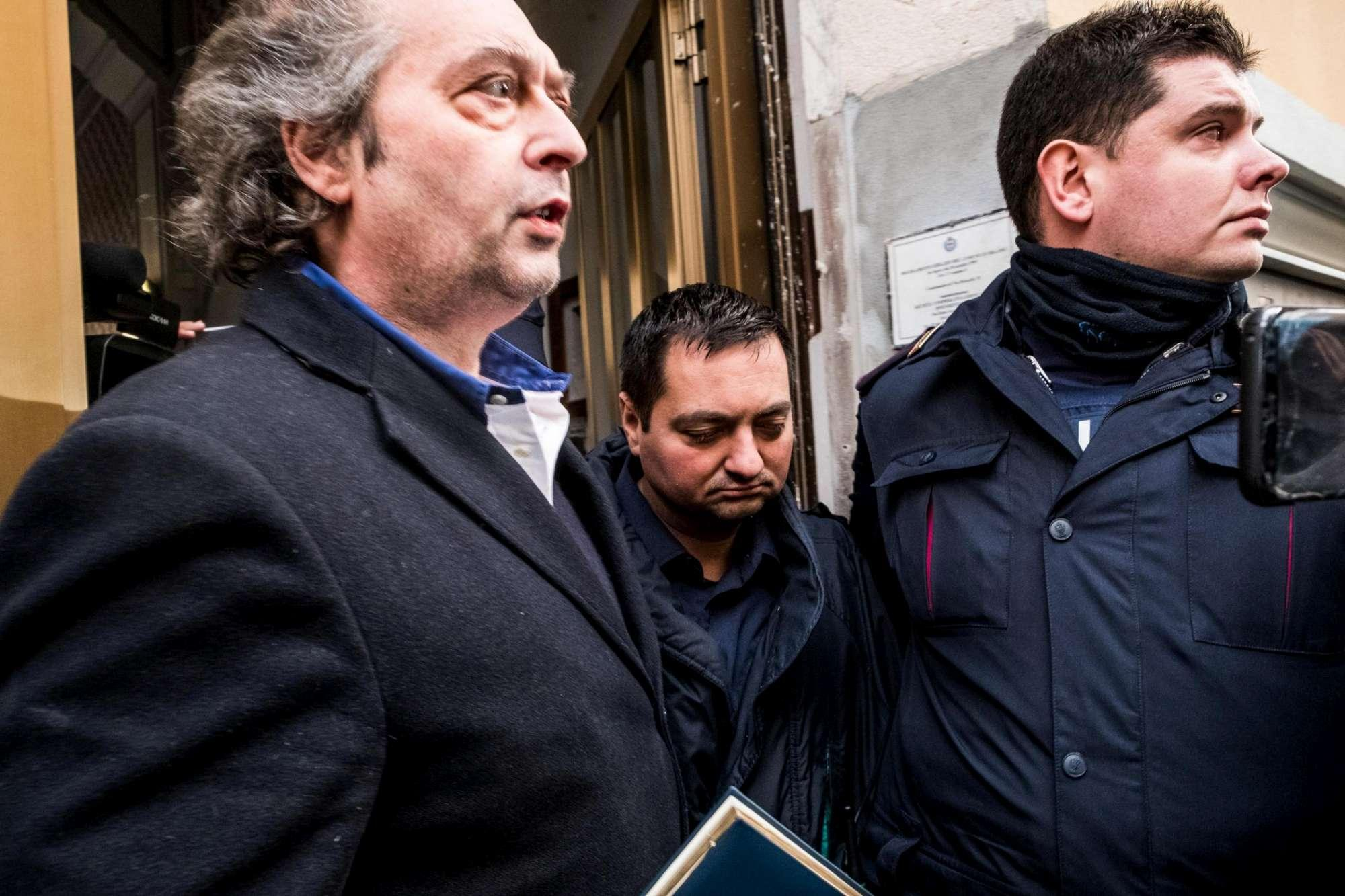 Delitto Milano, il fermo del tranviere Alessandro Garlaschi