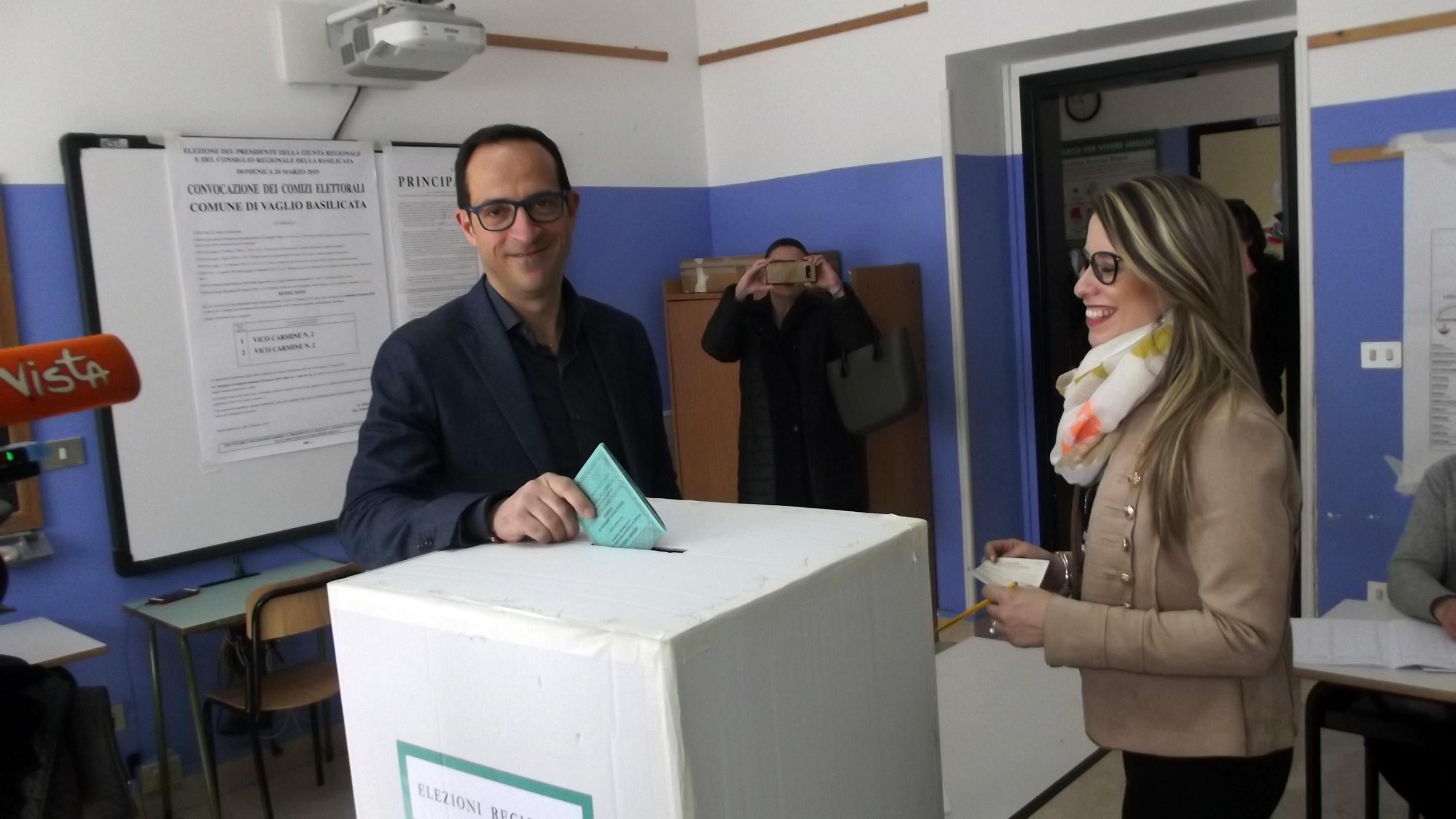 Basilicata, in 500mila al voto per la Regione: quattro candidati governatori