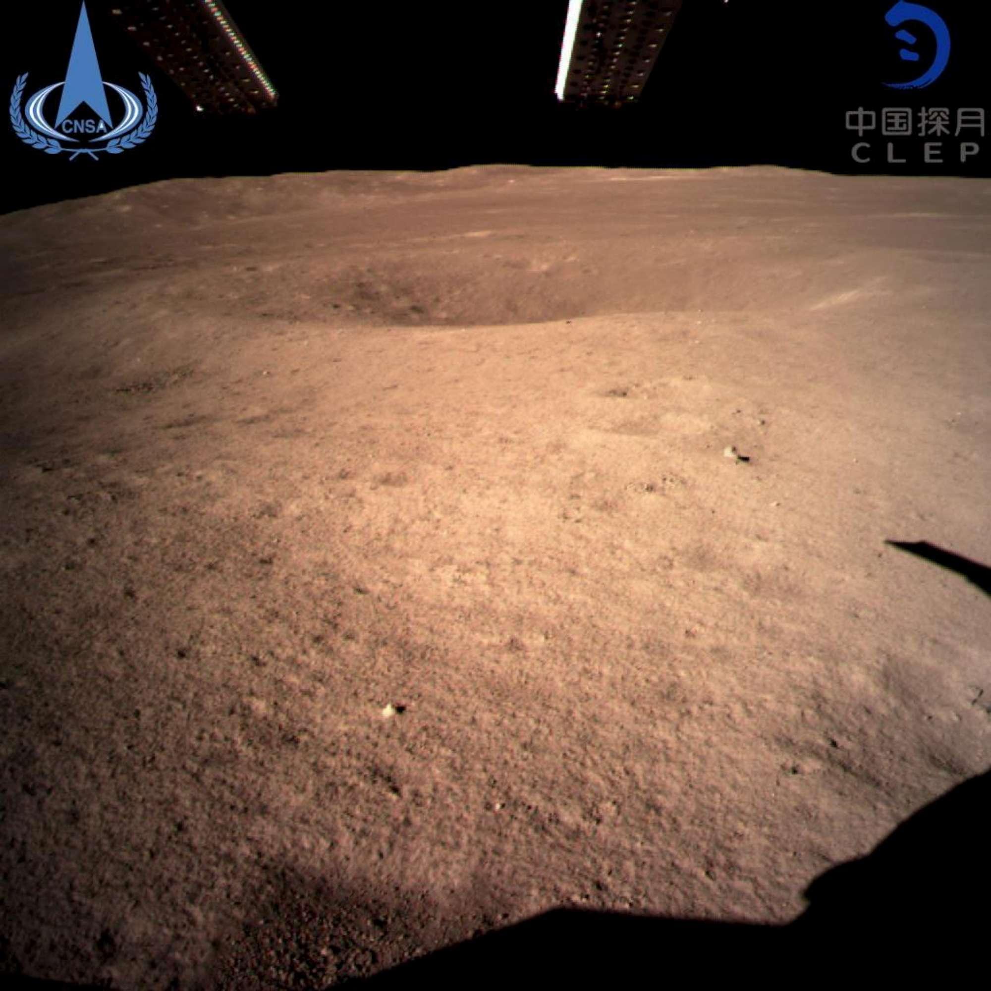 Chang'e-4, sonda cinese atterrata sul lato nascosto della Luna