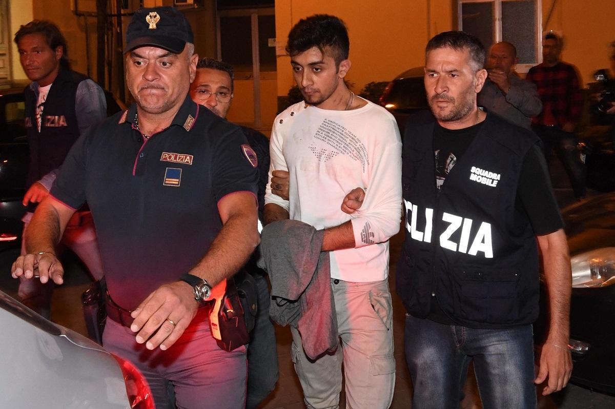 Preso il capo banda della rapina in villa a Lanciano: i momenti clou della cattura