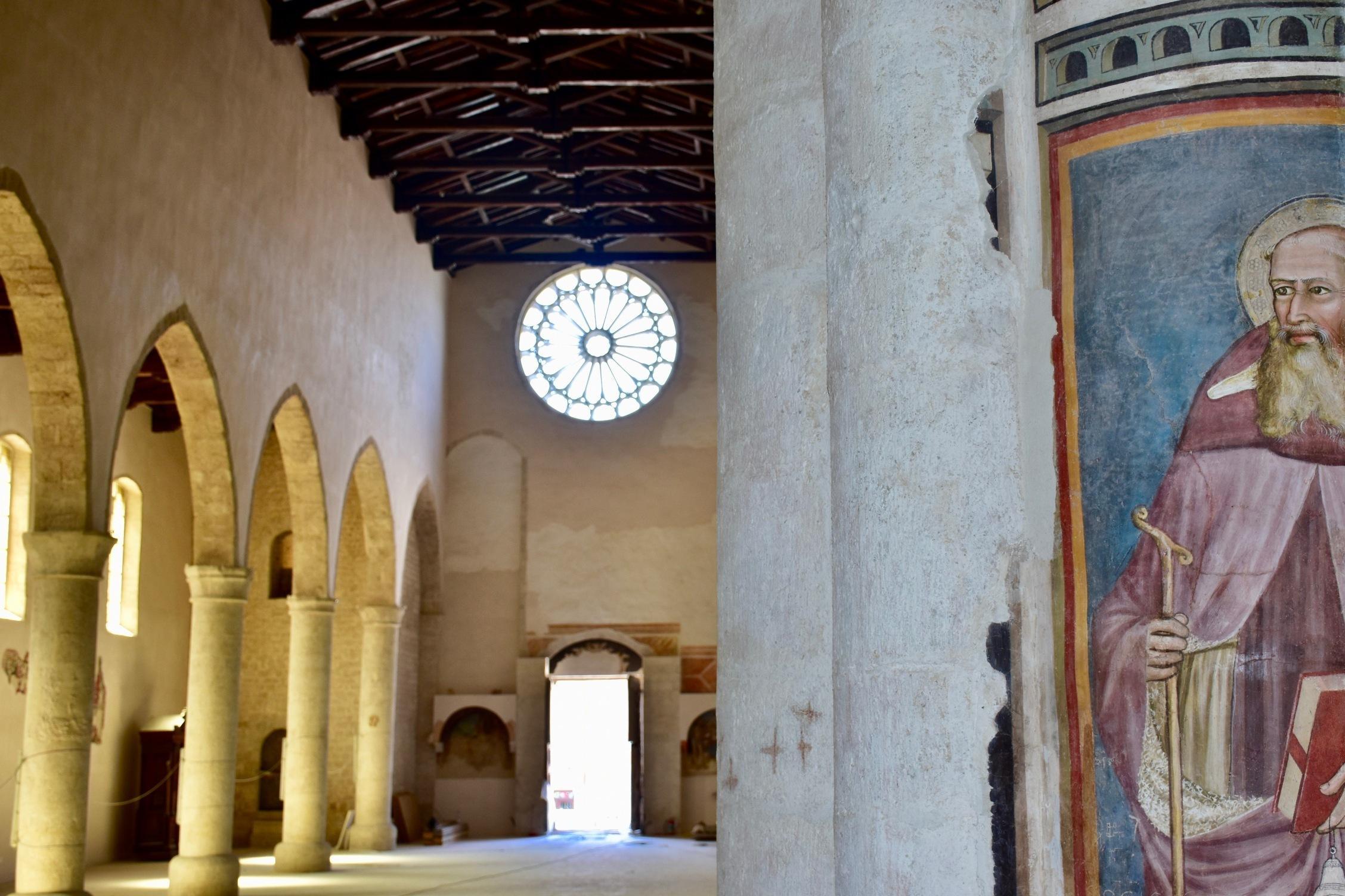 All Aquila riapre la chiesa di San Silvestro