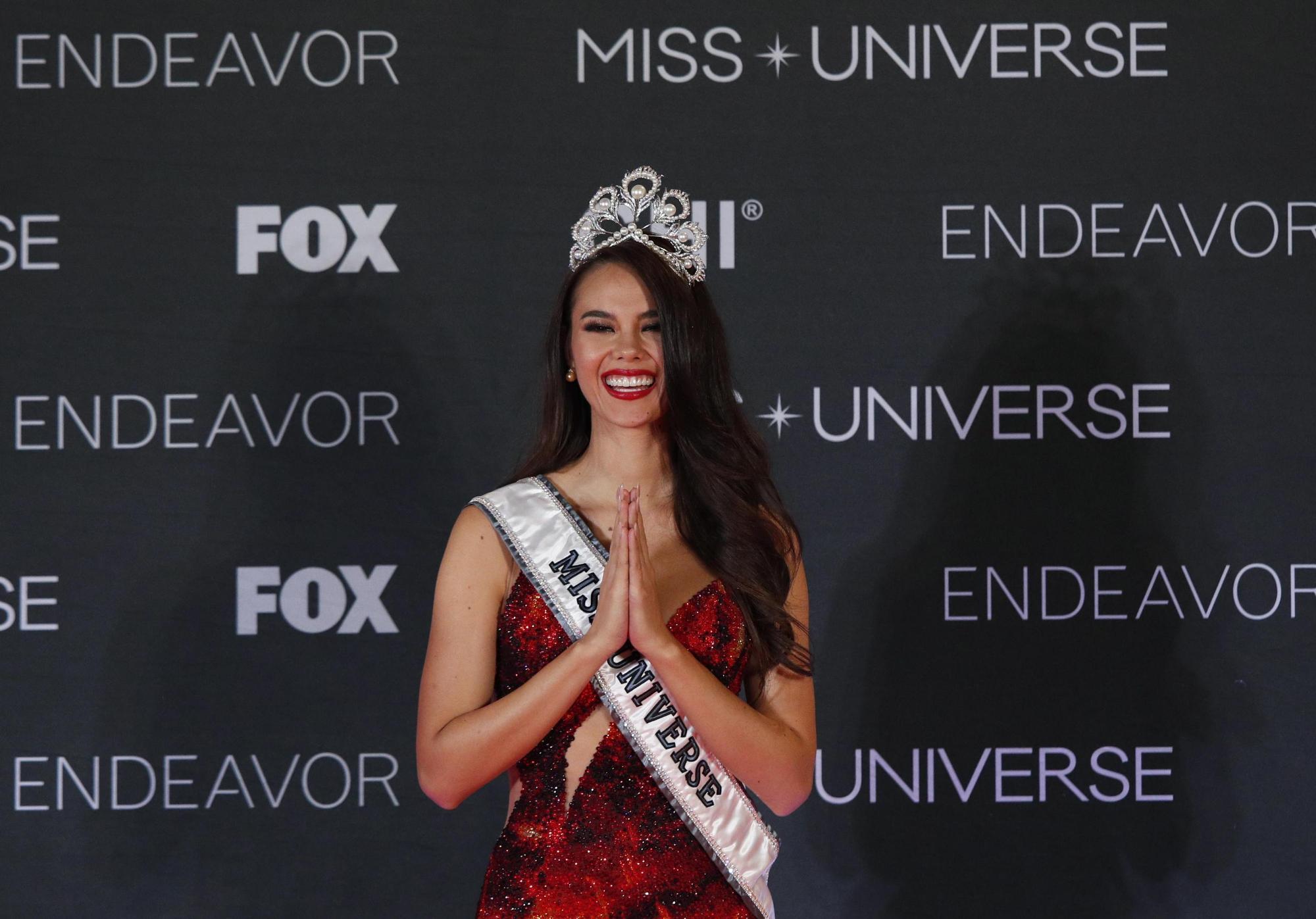 Miss Universo sesso video