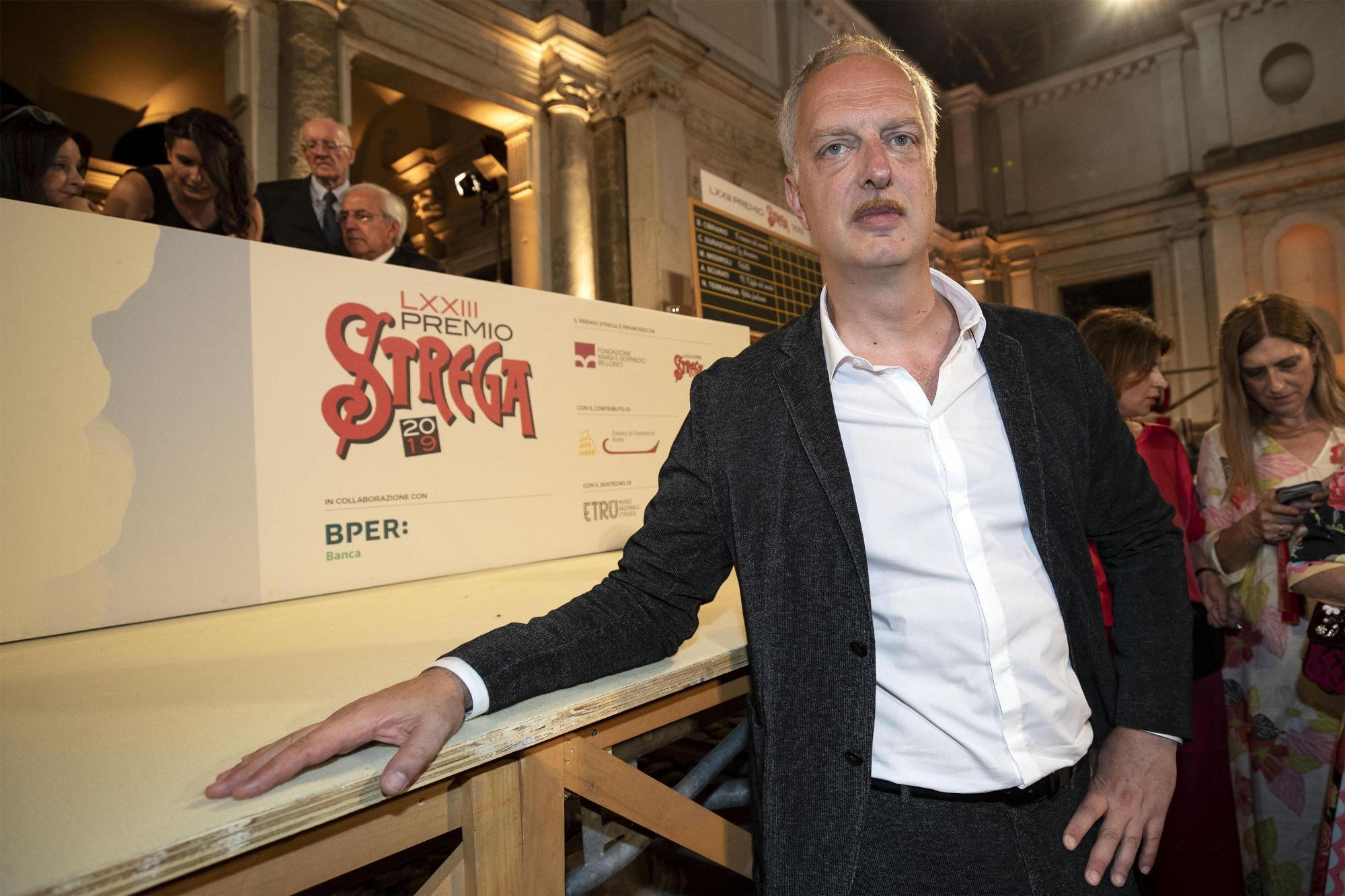 Premio Strega 2019: vince Antonio Scurati con  M. Il figlio del secolo