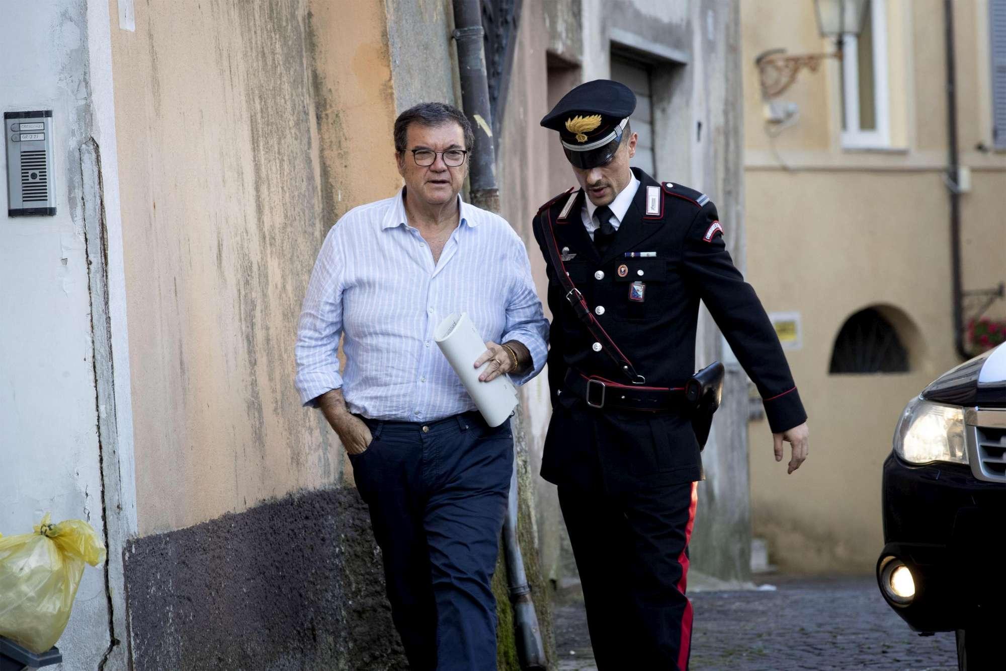 Corruzione, arrestato il sindaco di Ponzano Romano