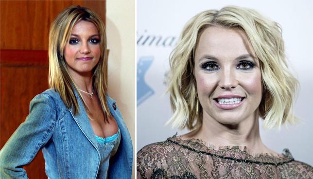 Britney Spears ferma il tempo con il bisturi... e con il toyboy