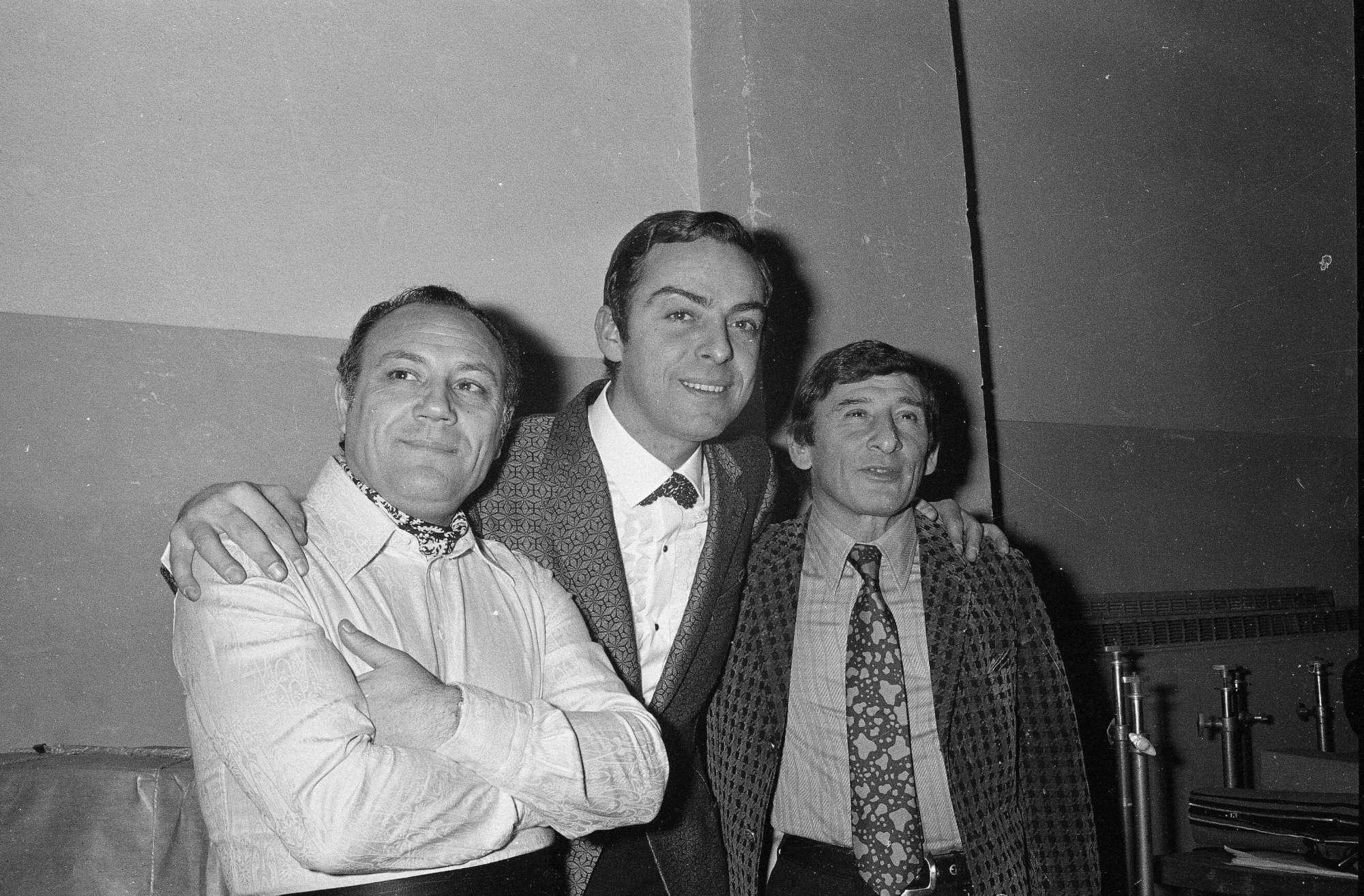Daniele Piombi, scomparso a 83 anni il Signore della Tv